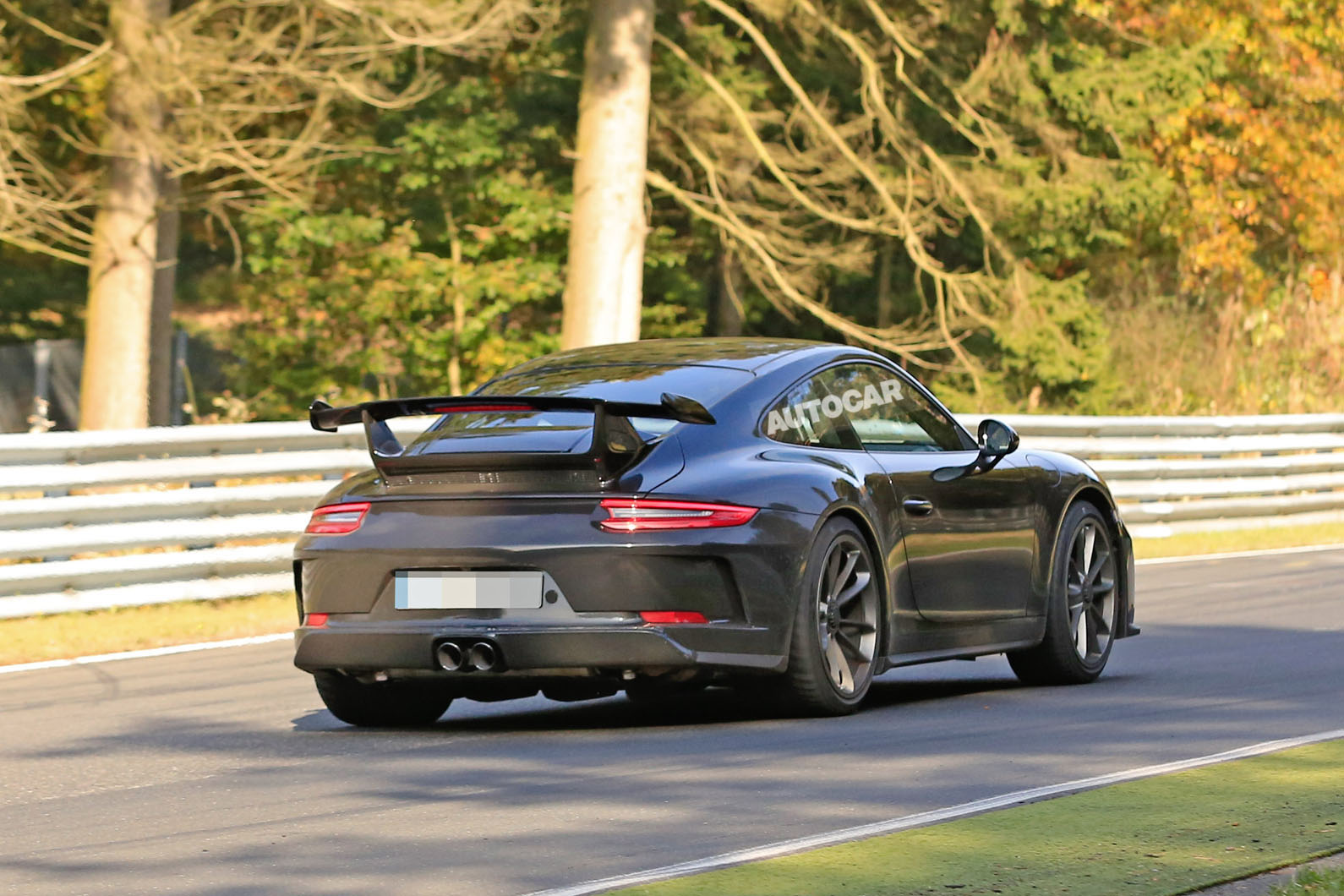 Porsche 911 gt3 rs review 2017 autocar - An Error Occurred