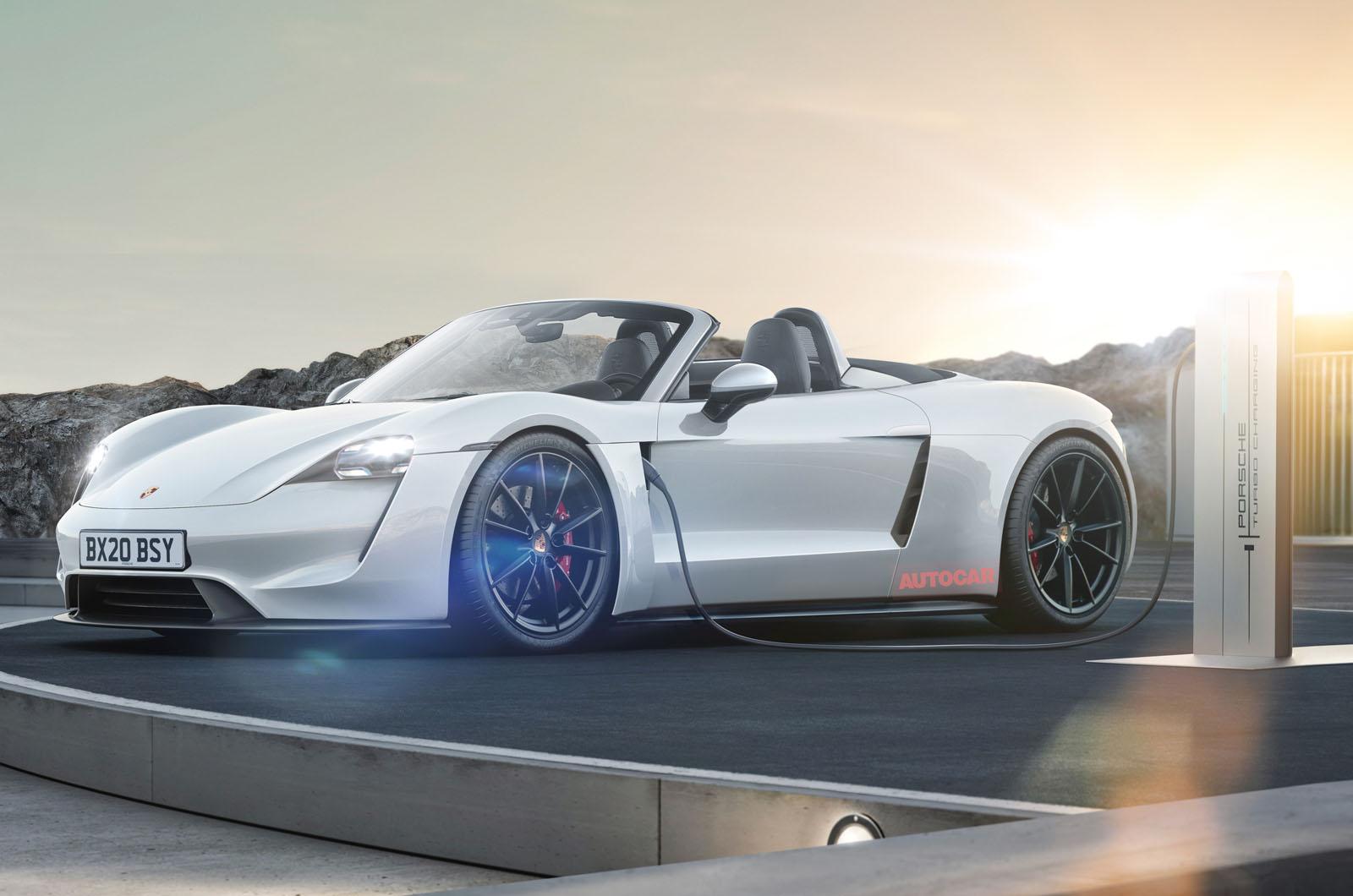 2021 Porsche Boxster S Interior