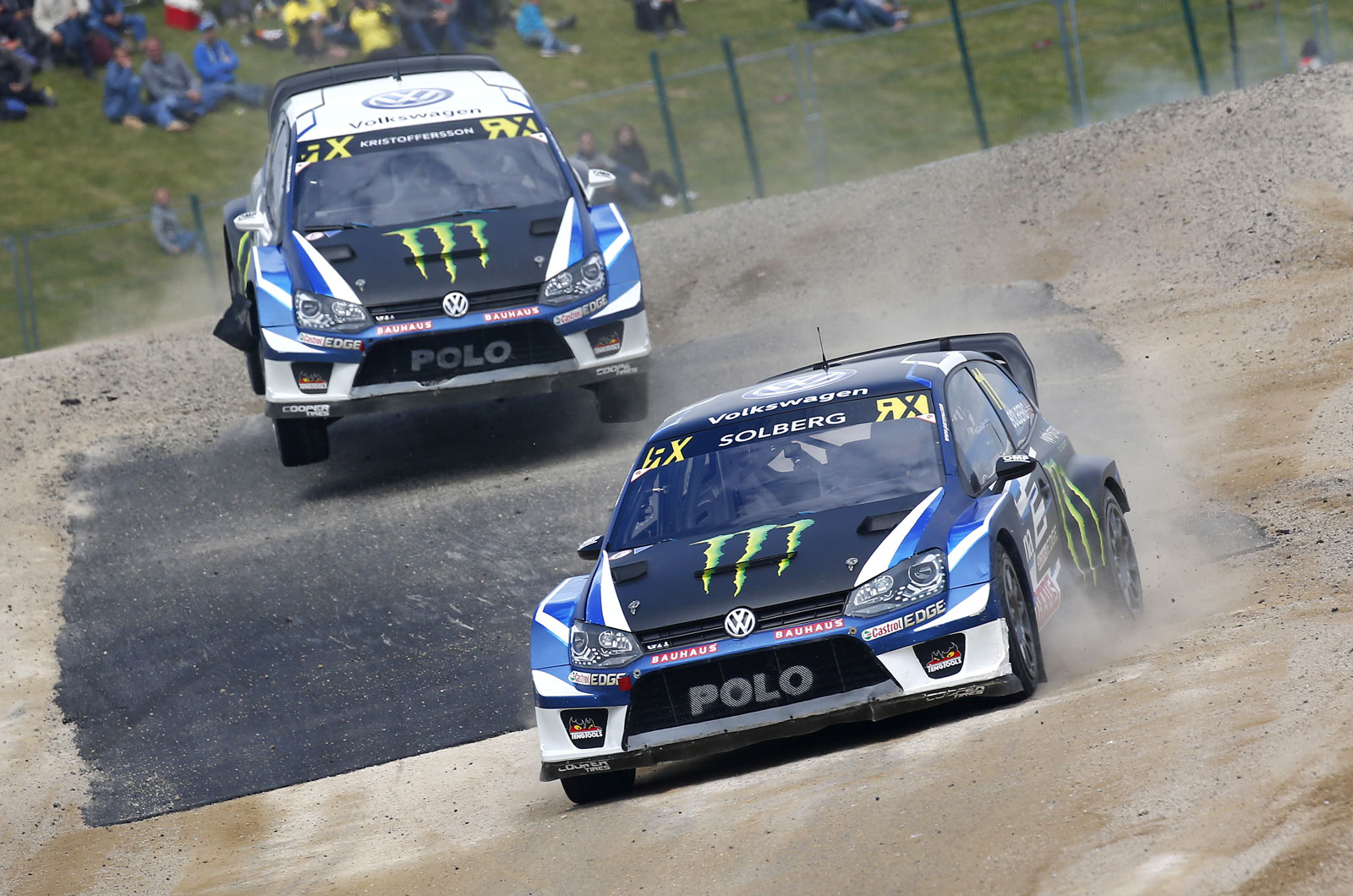 Interview: Petter Solberg on World Rallycross and Lydden Hill | Autocar