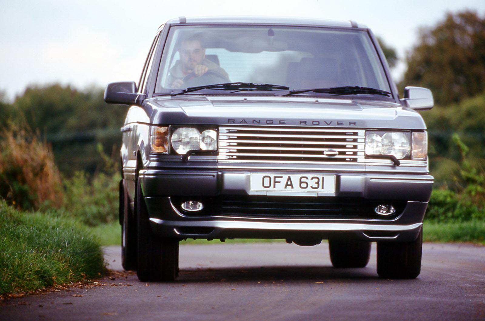 For Land Rover Range Rover Mk2 1994-2002 Front Wheel Bearing Kits Pair