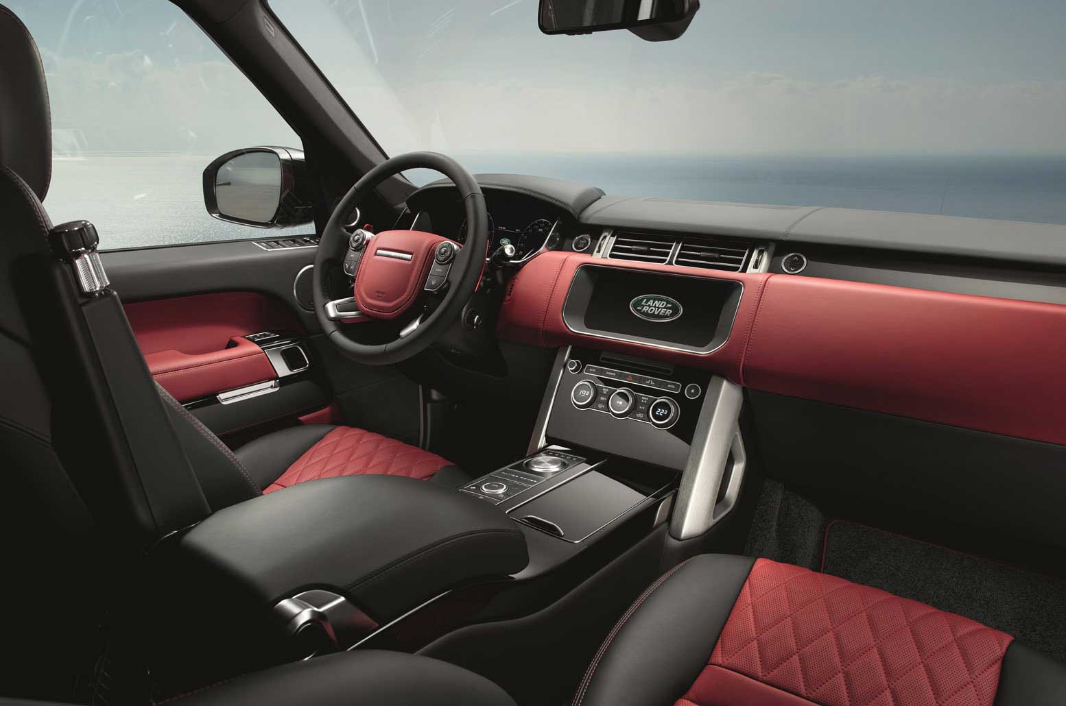2017 Range Rover Revealed With Upgraded Tech