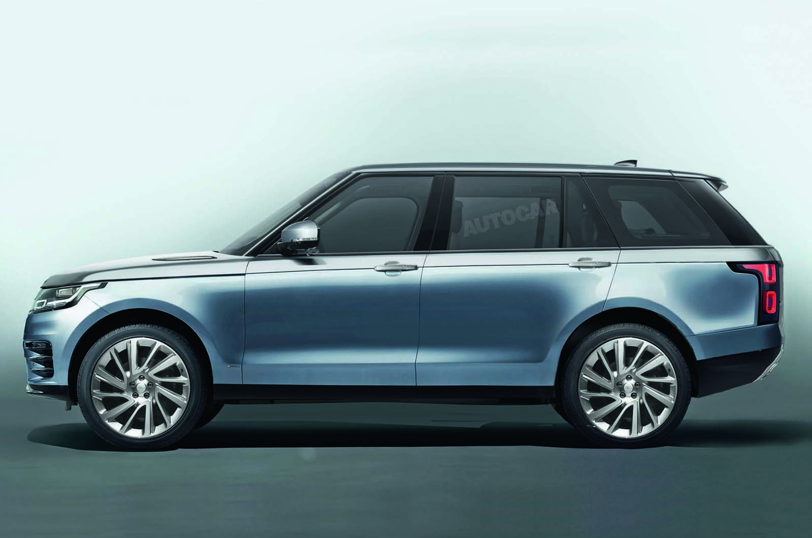 2020 Land Rover Range Rover Sport: Changes, Equipment, Price >> New 2021 Range Rover Spotted With Bmw V8 Engine Autocar