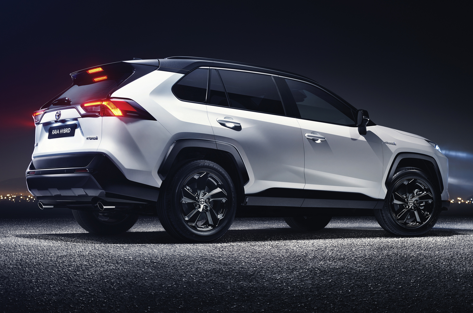 And Now A Tougher Looking New Toyota Rav4 Autocar Philippines