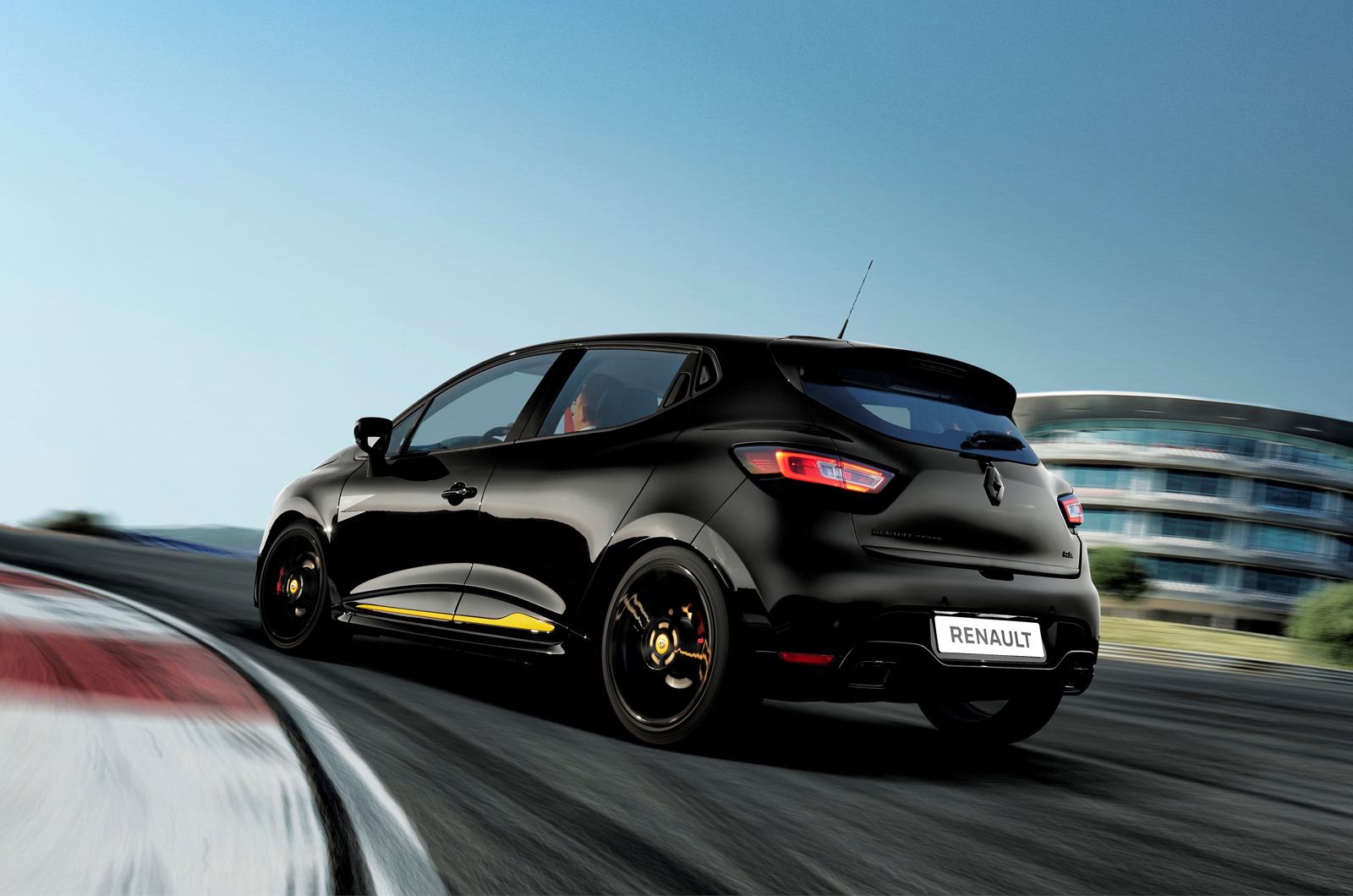 Limited Run Renault Clio Rs 18 Launched With 220 Trophy Chassis Autocar