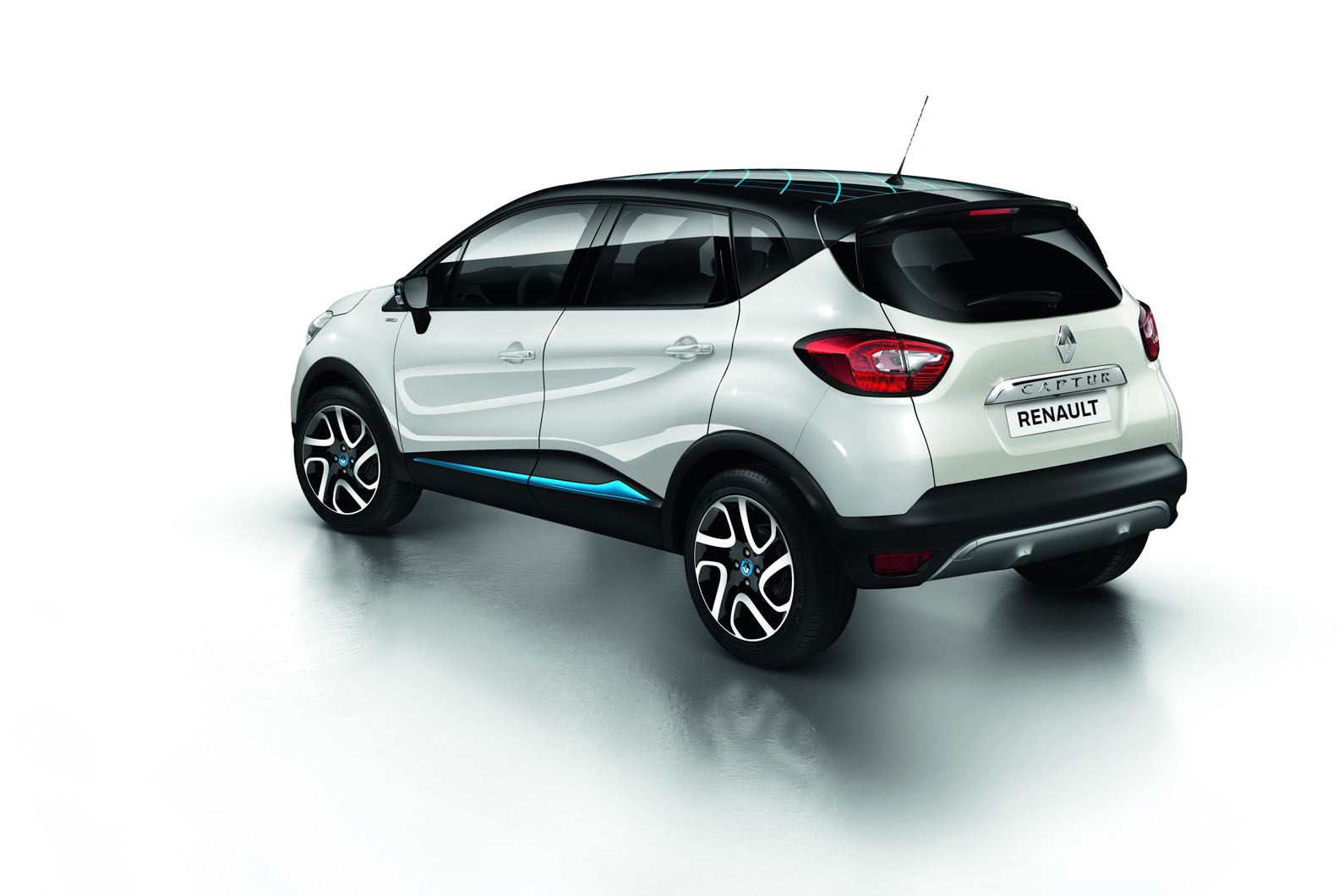 2016 renault captur refreshed model gets new range topper autocar. Black Bedroom Furniture Sets. Home Design Ideas