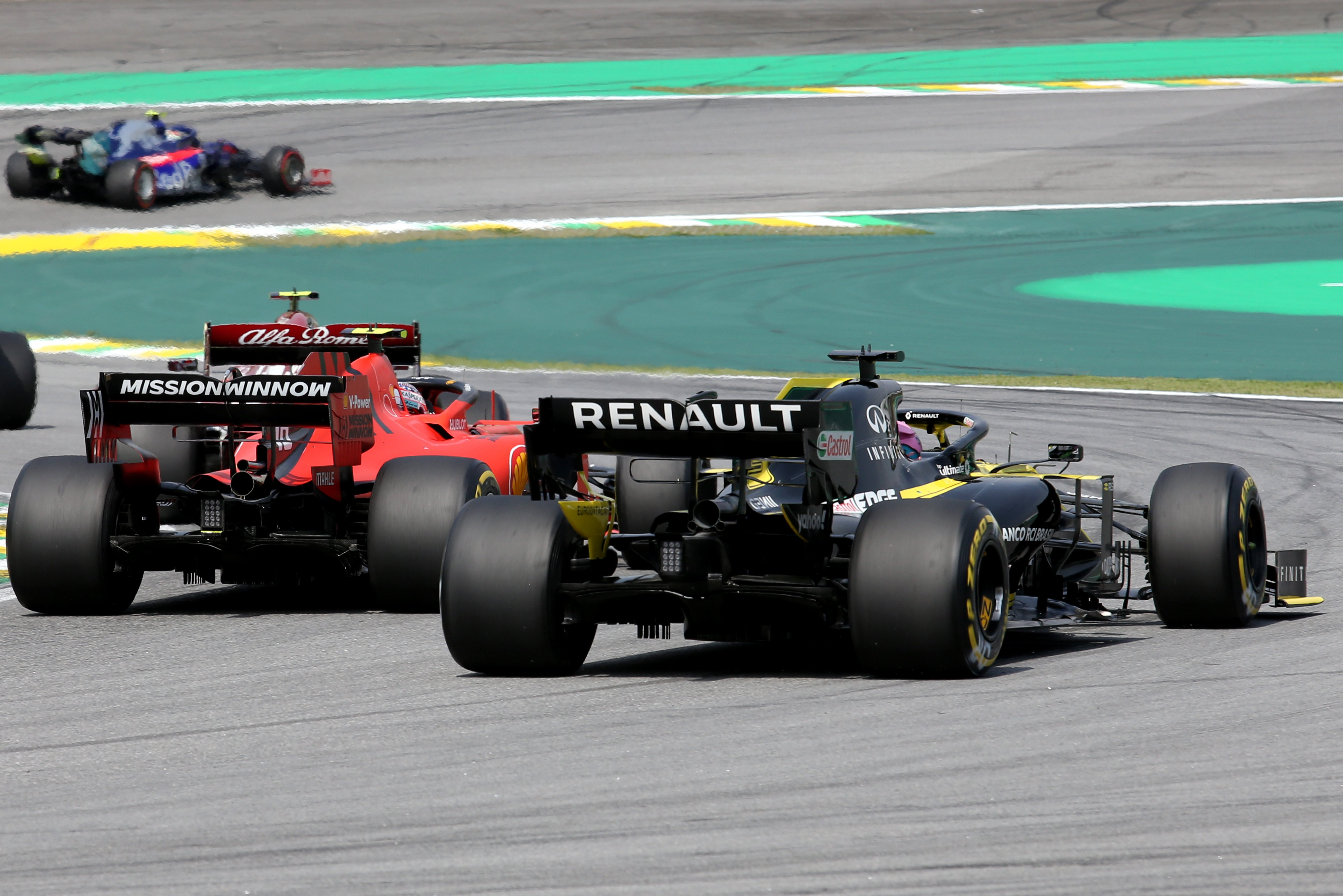 Renault F1 Boss Not Satisfied With Fia S Ferrari Cheat Explanation Autocar