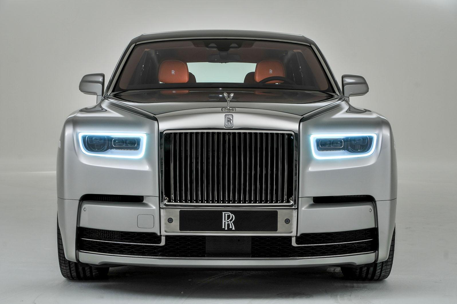 why the new rolls royce phantom matters autocar. Black Bedroom Furniture Sets. Home Design Ideas