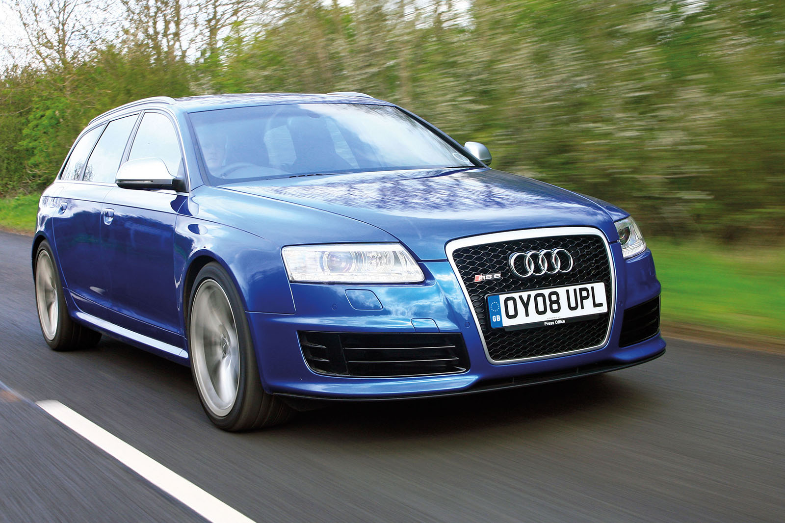 Used car buying guide: Audi RS6