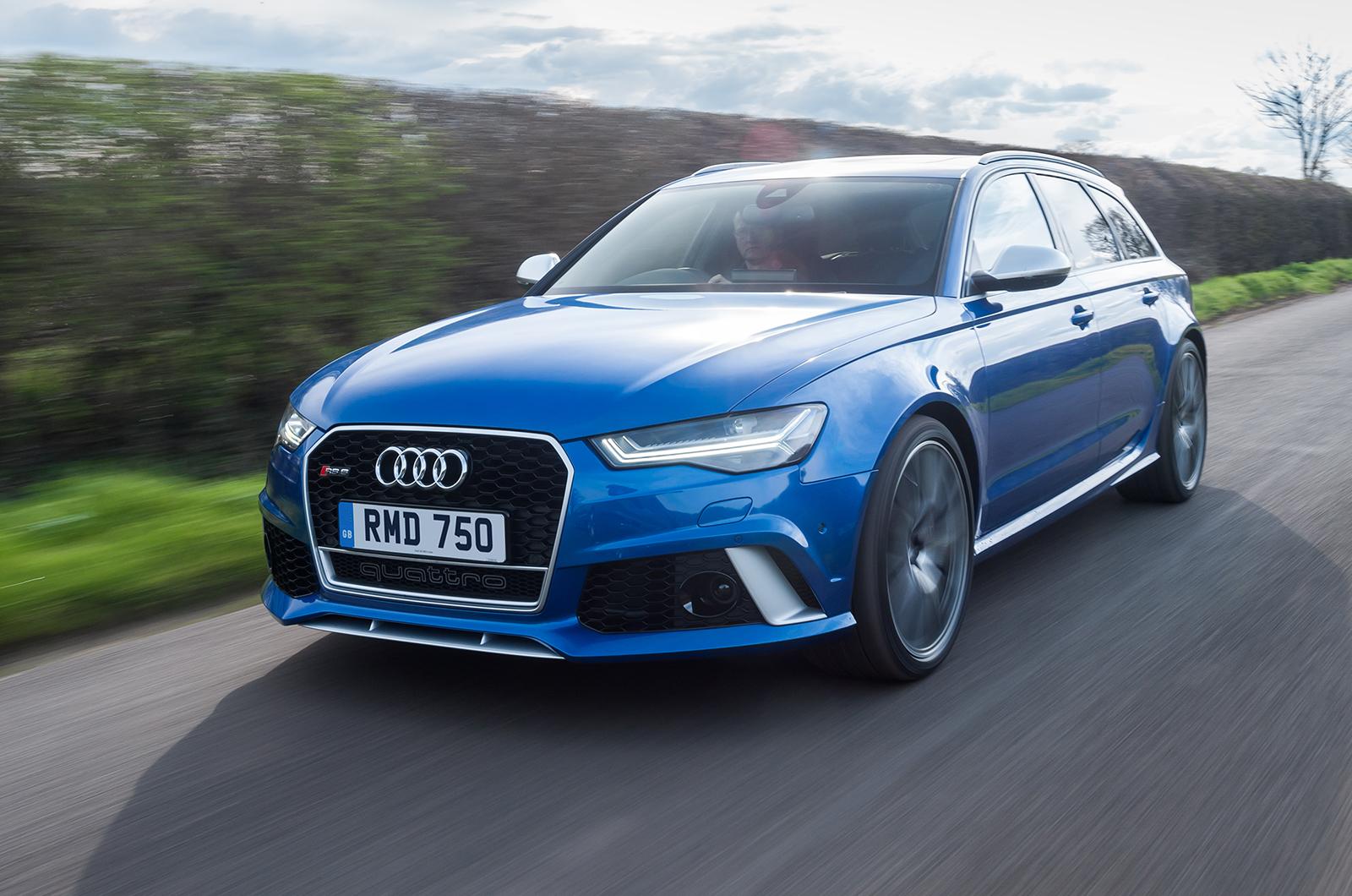 Kelebihan Audi Rs6 2016 Top Model Tahun Ini