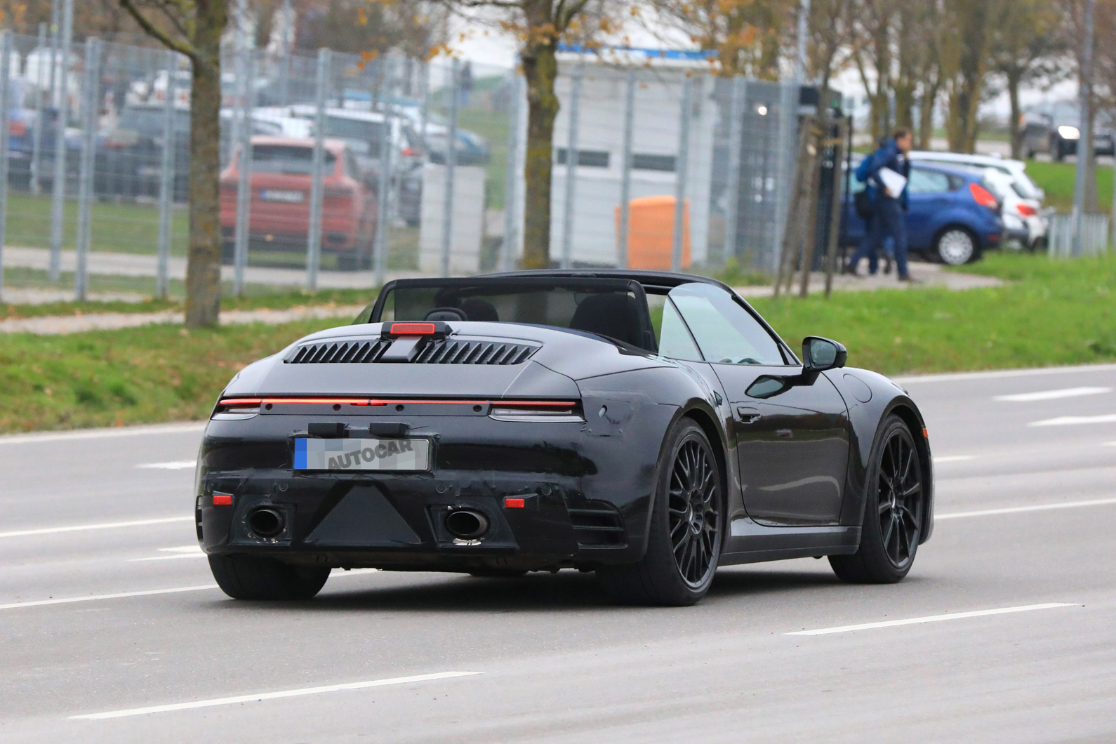 2019 Porsche 911 New Pics Of 630bhp Turbo S