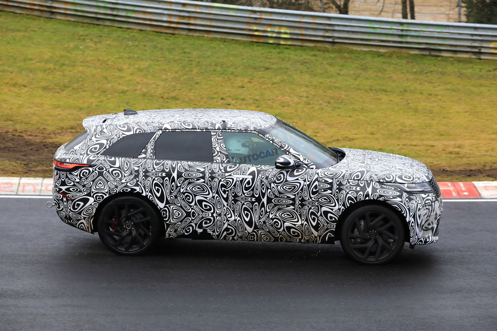 542bhp Velar SVR to be quickest Range Rover yet | Autocar