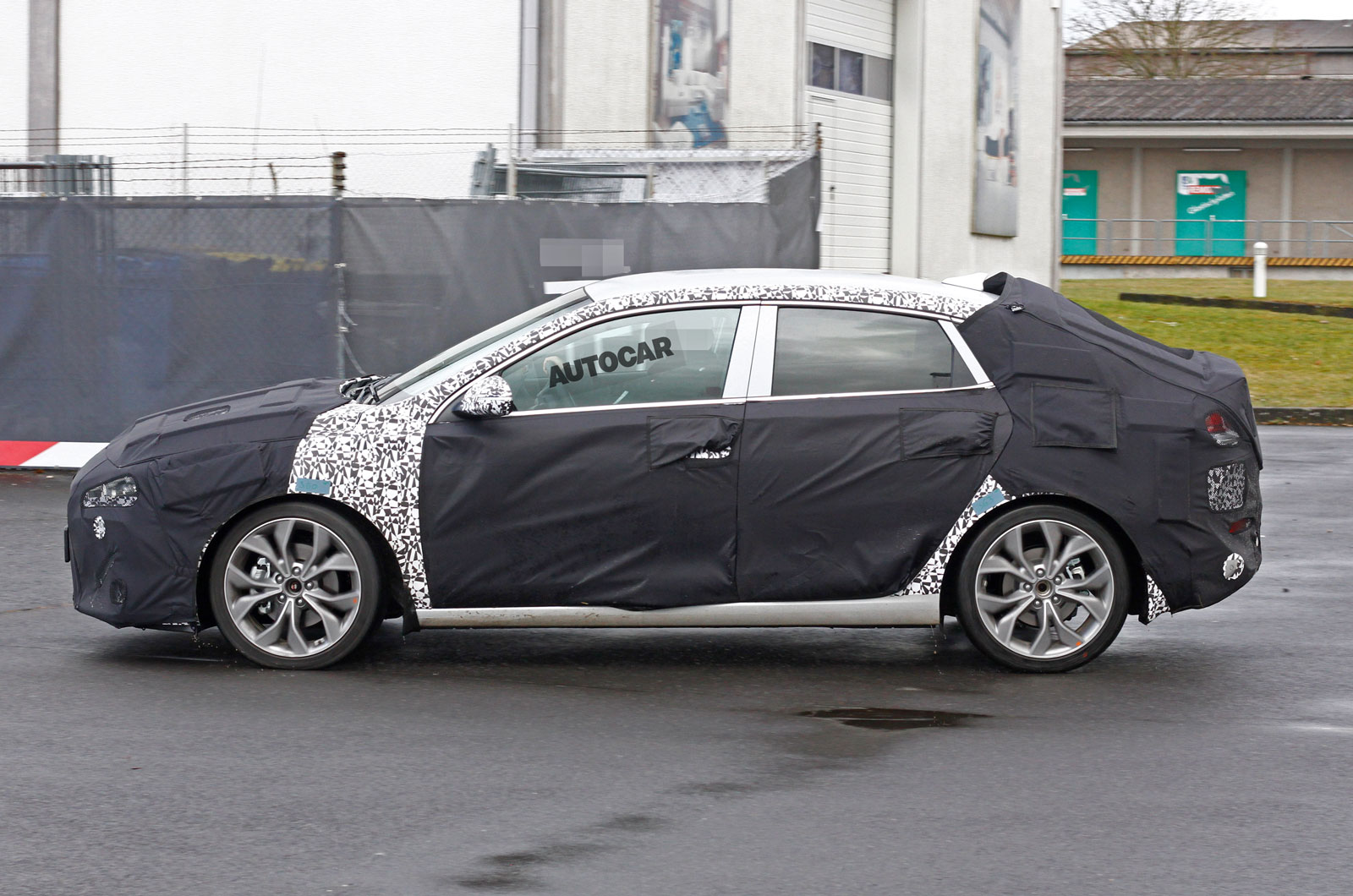 2018 Hyundai i30 Fastback to rival Mazda 3 Fastback   Autocar