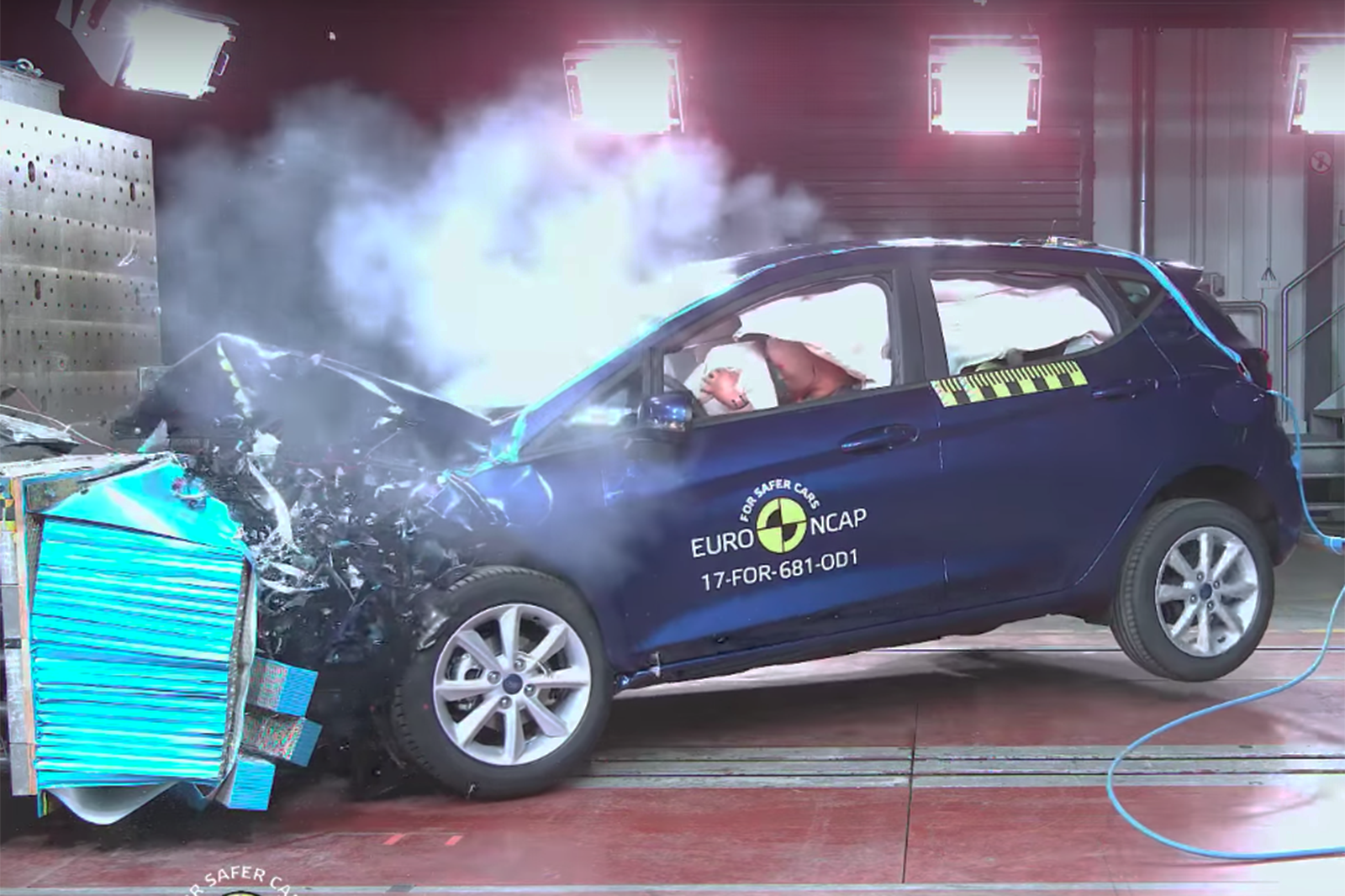 Latest Euro Ncap Ratings Revealed Fiesta Grandland X Koleos Achieve Five Stars Autocar
