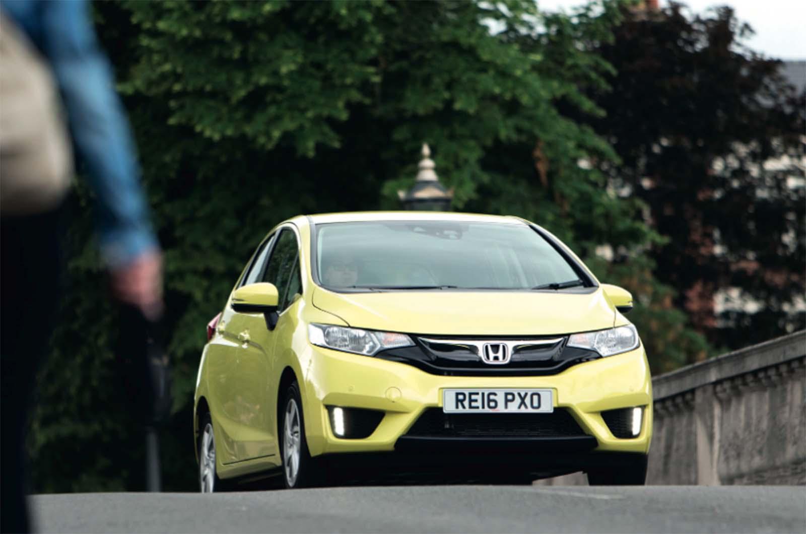 Honda Jazz Long Term Test Review Final Report Autocar Cvt Transmission Diagram