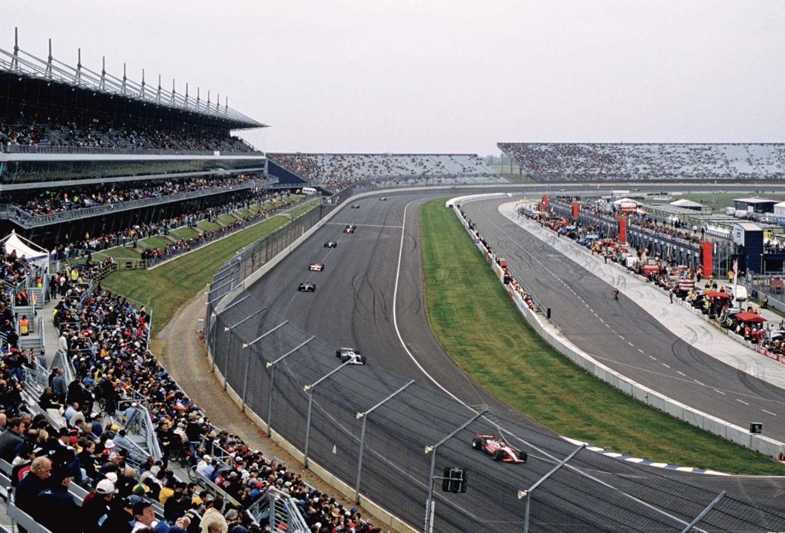 Leduc Race Track