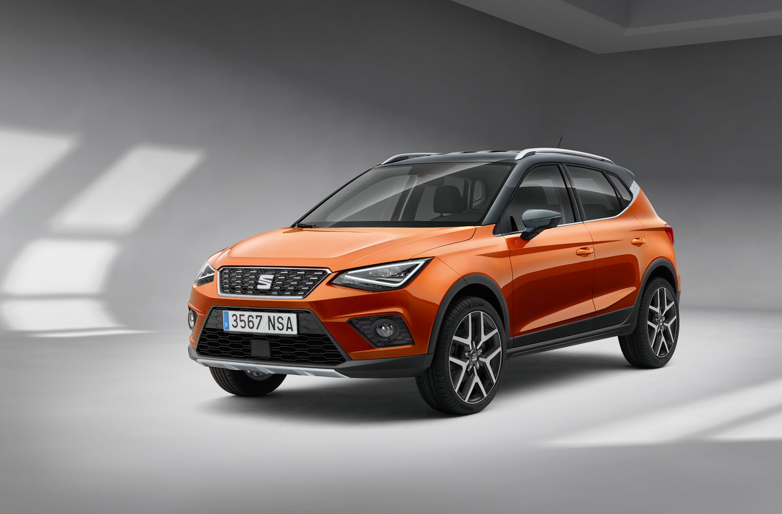 A1 Auto Sales >> Seat Arona: orders now being taken for £16,555 Nissan Juke ...