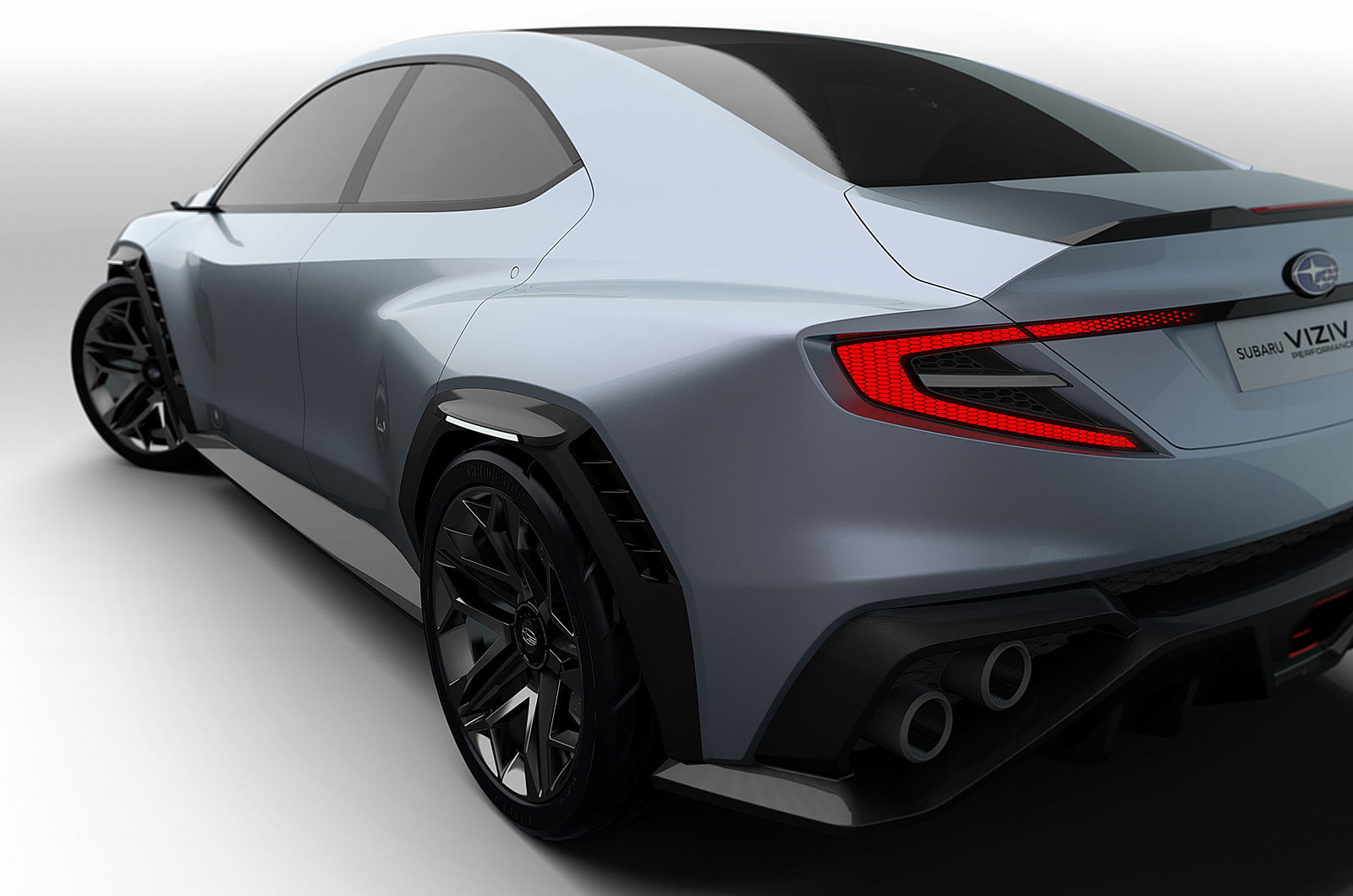 Subaru Viziv Performance concept details next-generation ...