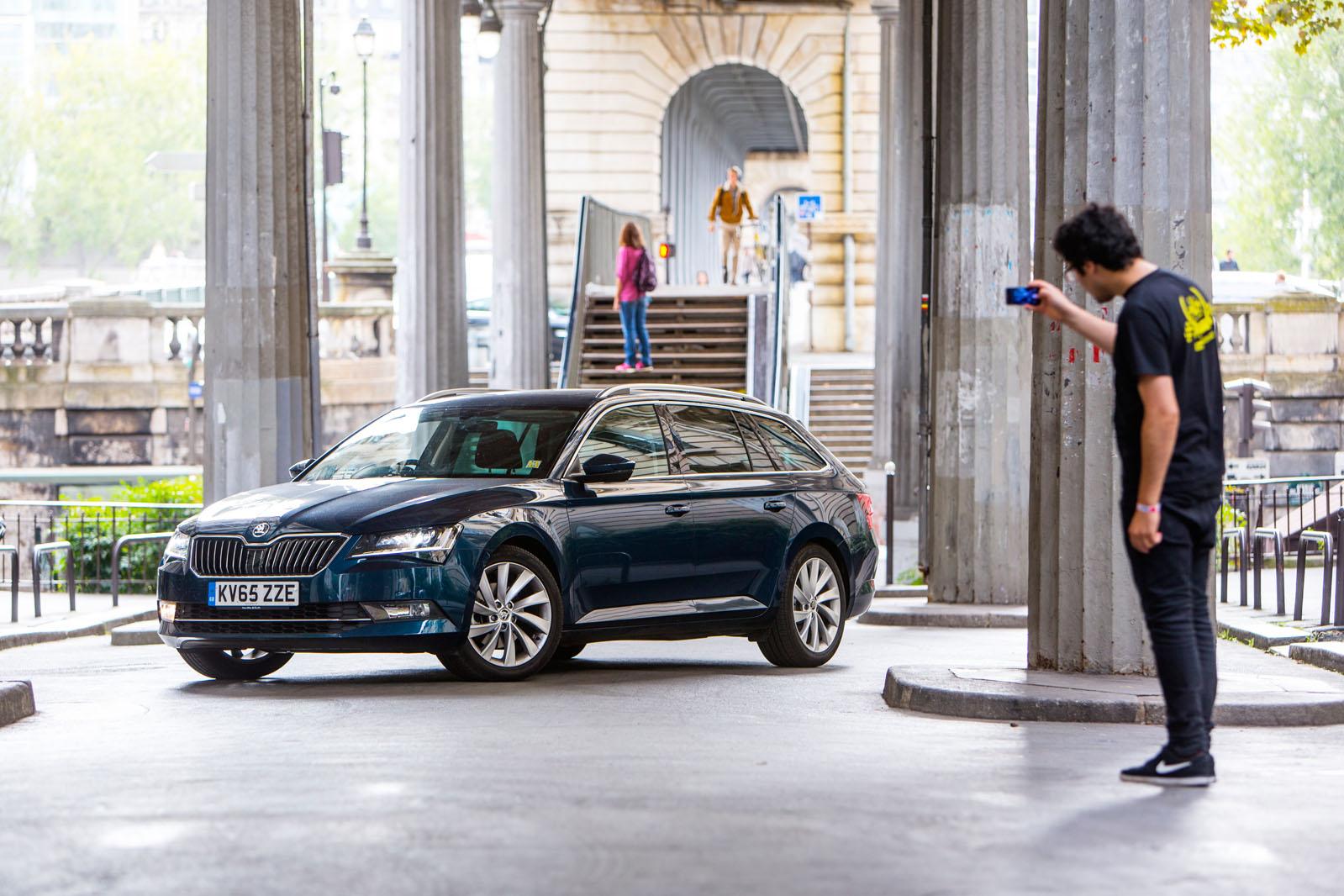 Skoda Superb Estate Long Term Test Review Final Report Autocar