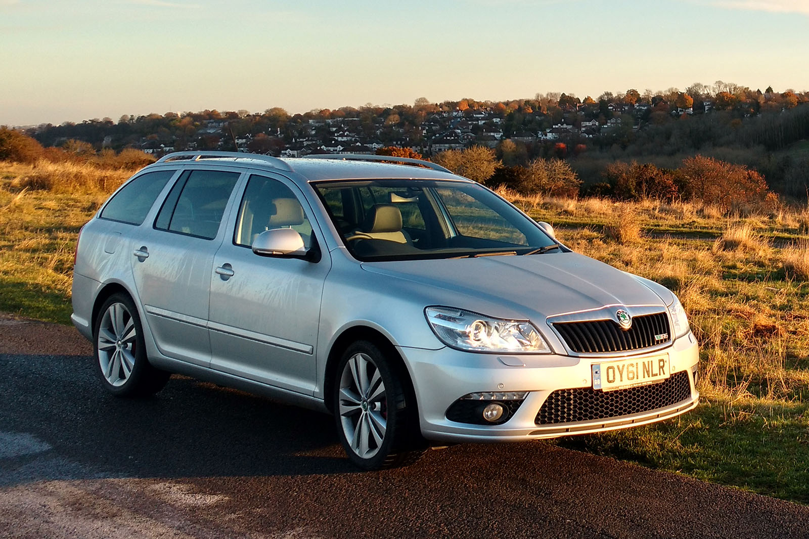 skoda octavia vrs long term test review final report autocar. Black Bedroom Furniture Sets. Home Design Ideas