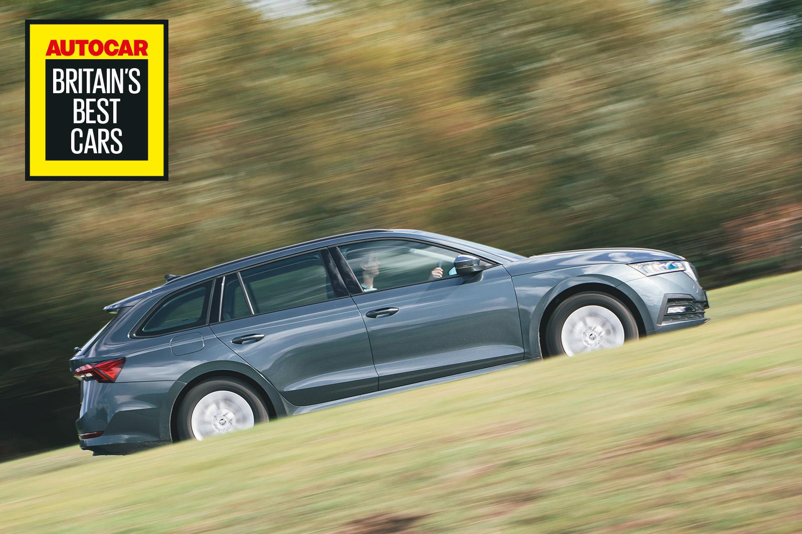 Britain's Best Family Car 2020: Skoda Octavia Estate | Autocar