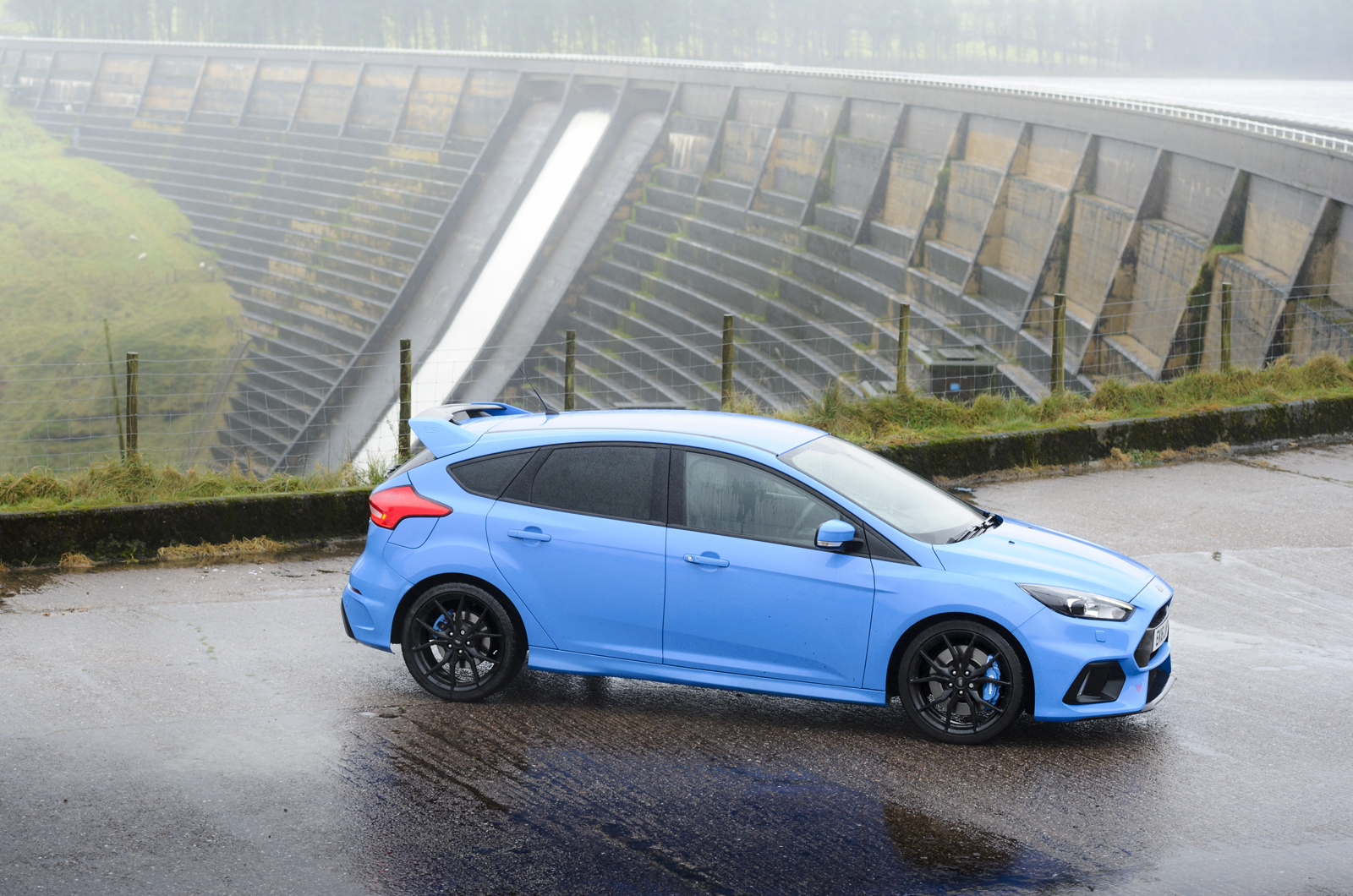 What we'll take away from our time with the Focus RS is that enjoyment of  it really depends on the situation. Whereas a rival such as the Volkswagen  Golf R ...