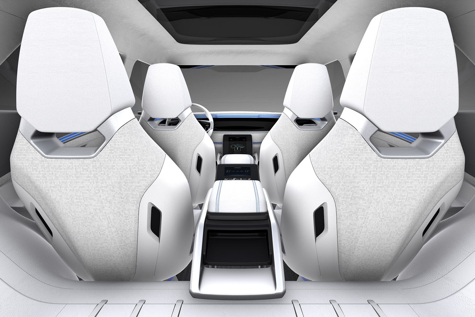 Ssangyong e-SIV concept previews EV | Autocar