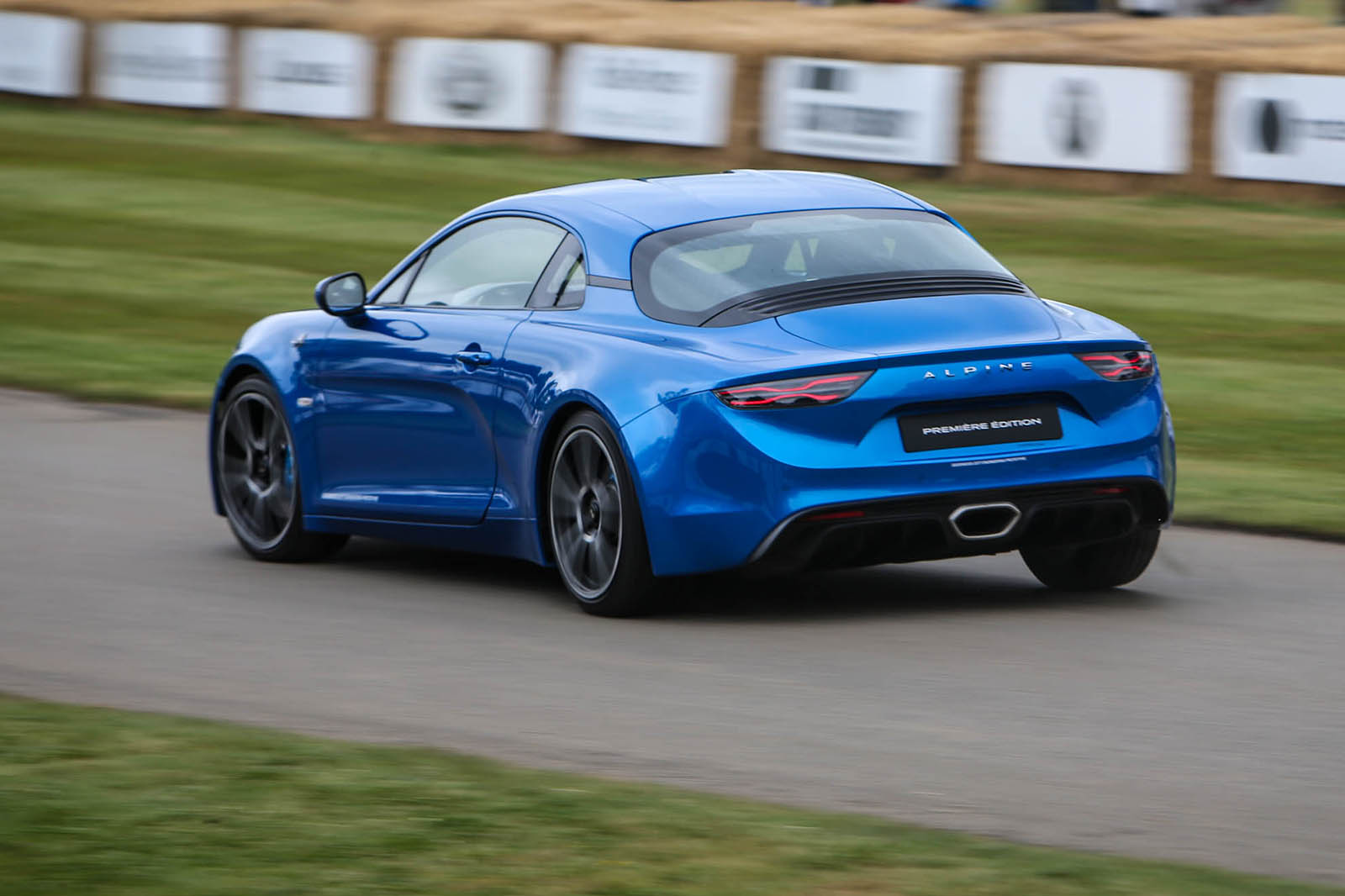 Alpine A110 Premiere Edition price confirmed as £51,805