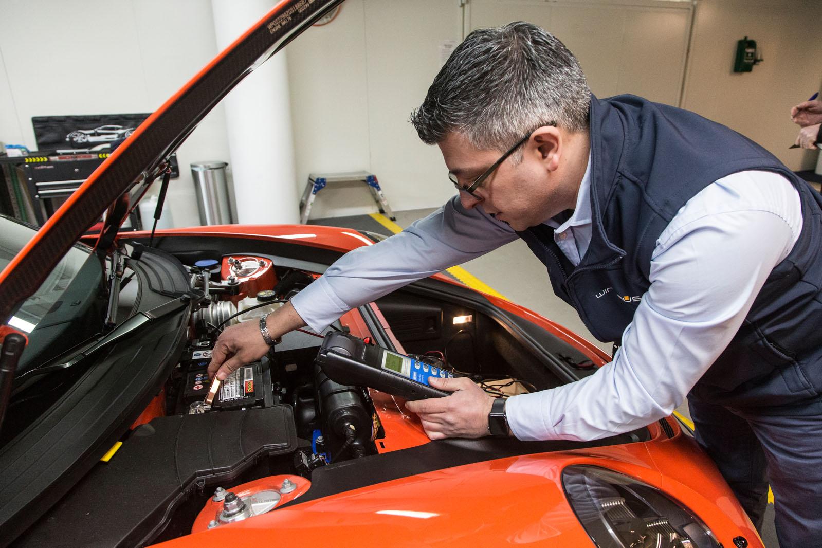 The Supercar Batcave Inside London S Most Exclusive Garage Autocar