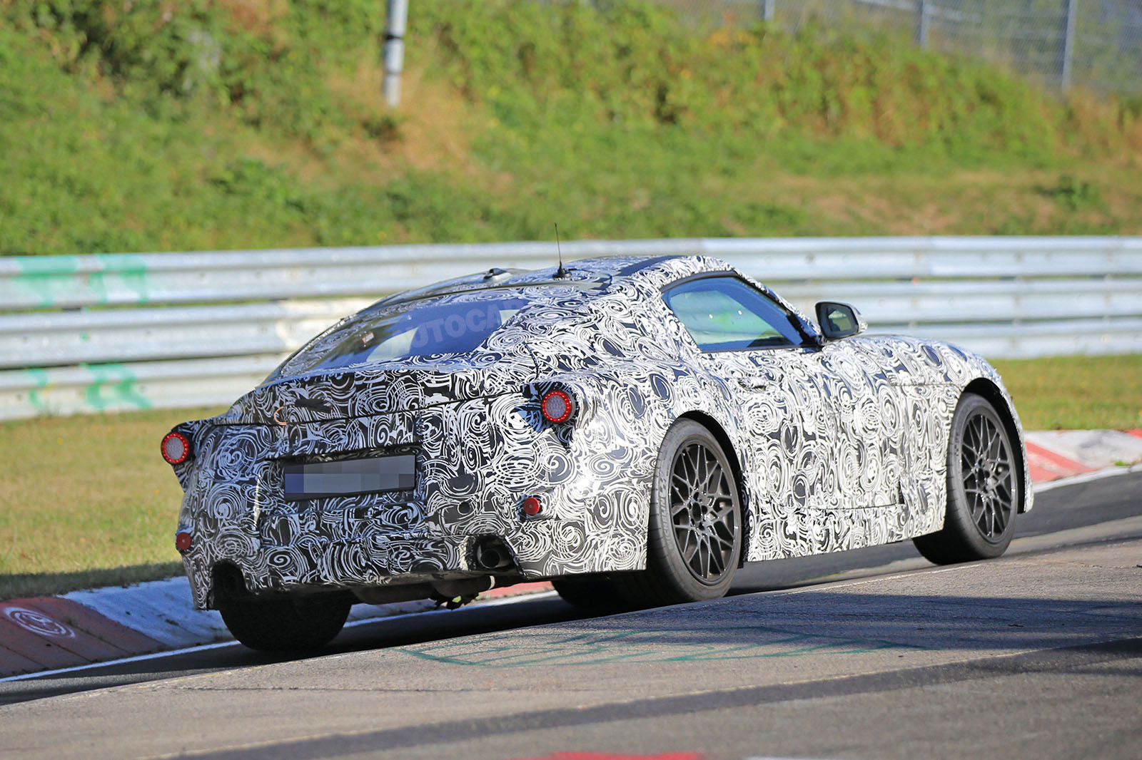 New Toyota Supra And BMW Z5 Gear Up For 2018 Assault | Autocar