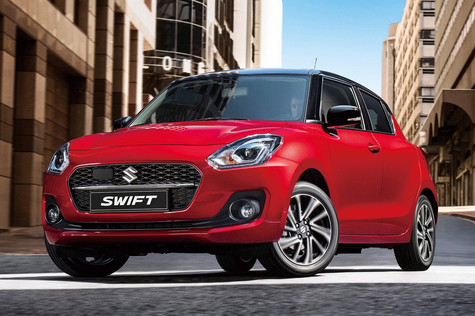 2021 Suzuki Swift gets new engine, styling and tech ...