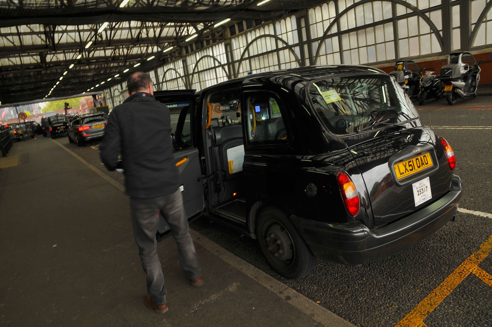 Uber Fare Review >> Uber vs London cab vs Sat Nav: which is best? | Autocar