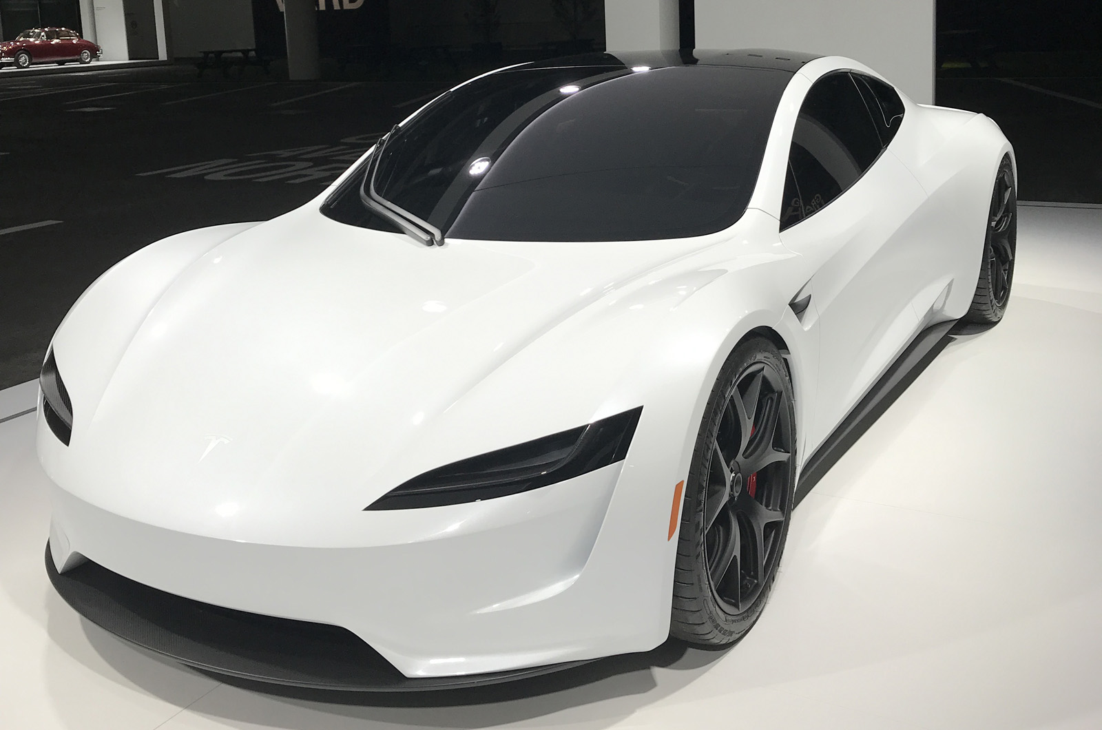 New Tesla Roadster Has First European Showing At Grand Basel Autocar
