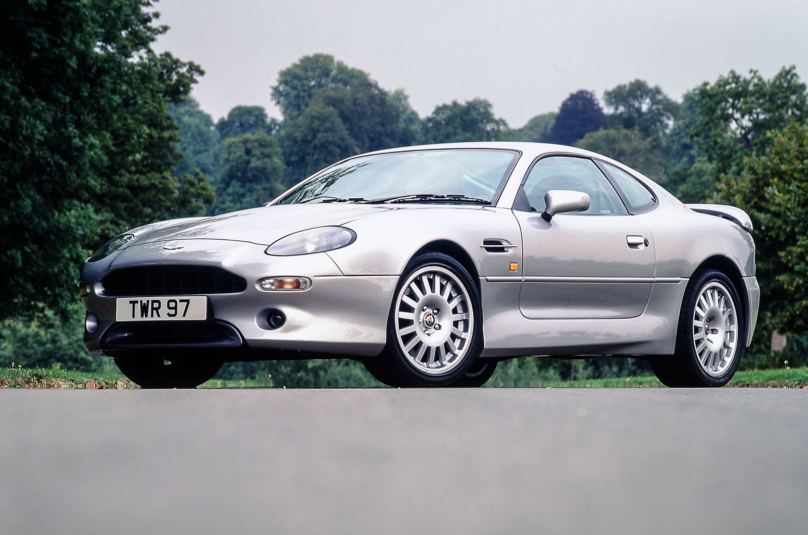 Walkinshaw S One Off Db7 V12 25 September 1996 Throwback Thursday Autocar