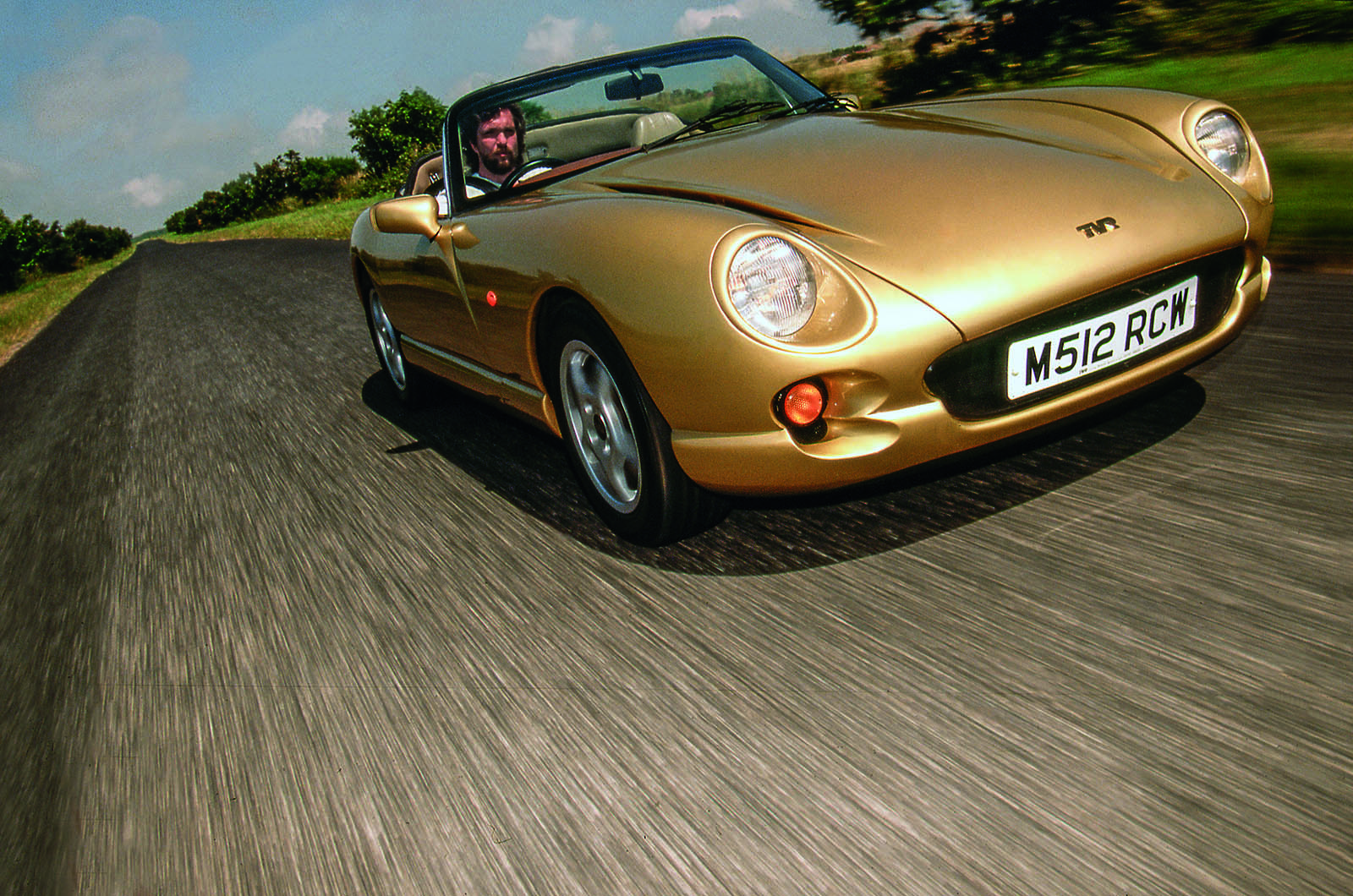 Tvr S 10 Greatest Hits From The Chimaera To The Tamora