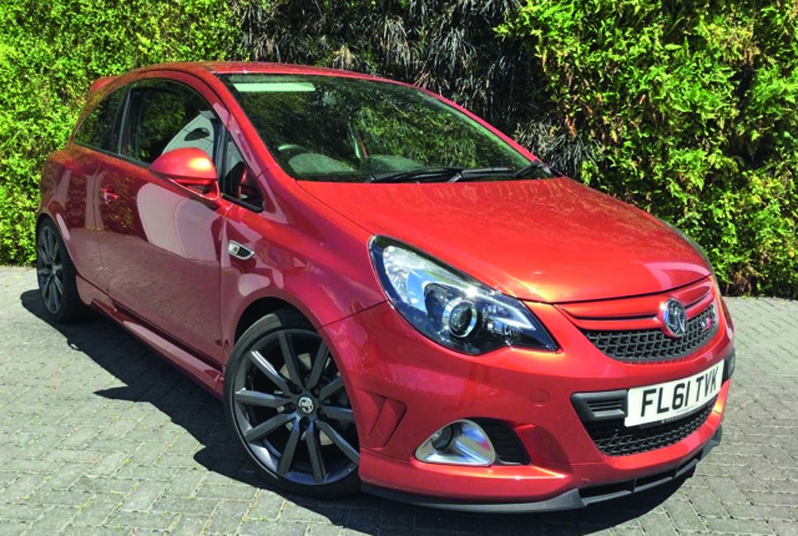 John Evans. Read more. Vauxhall Corsa VXR review