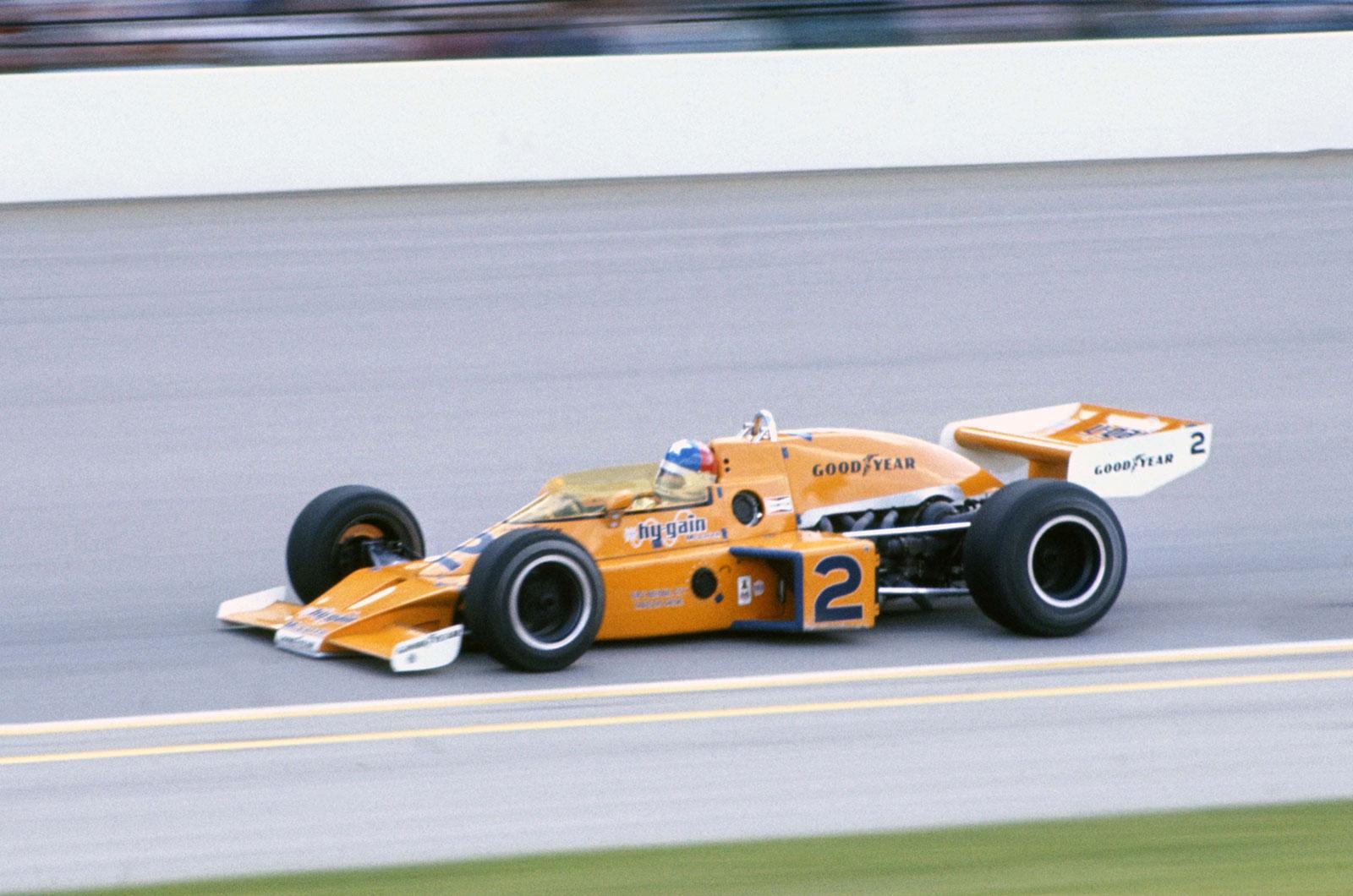 Spanish Indy Race Car Drivers