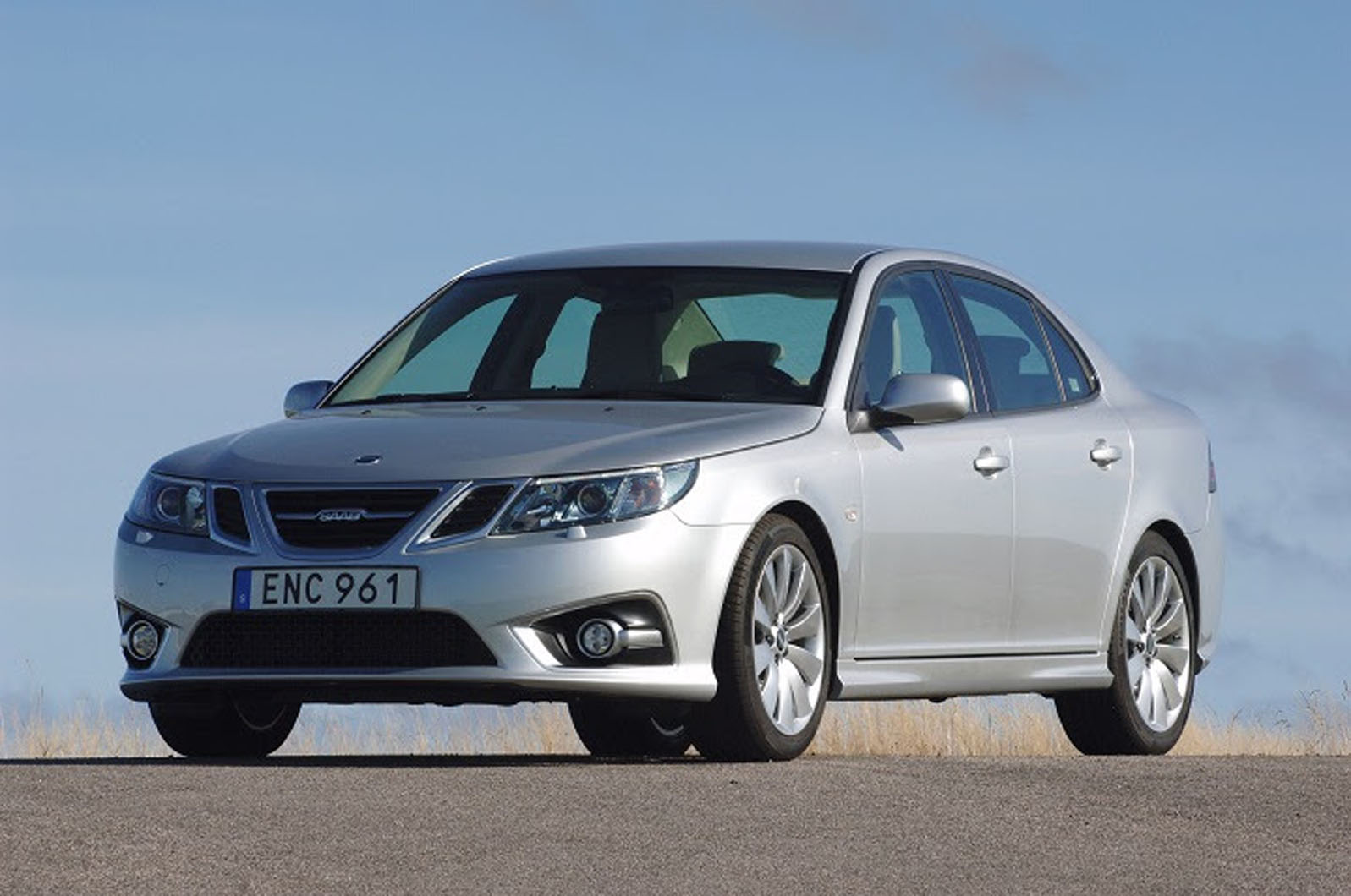 Swedish Ev Firm Nevs To Sell Final New Saab 9 3 This Month Autocar