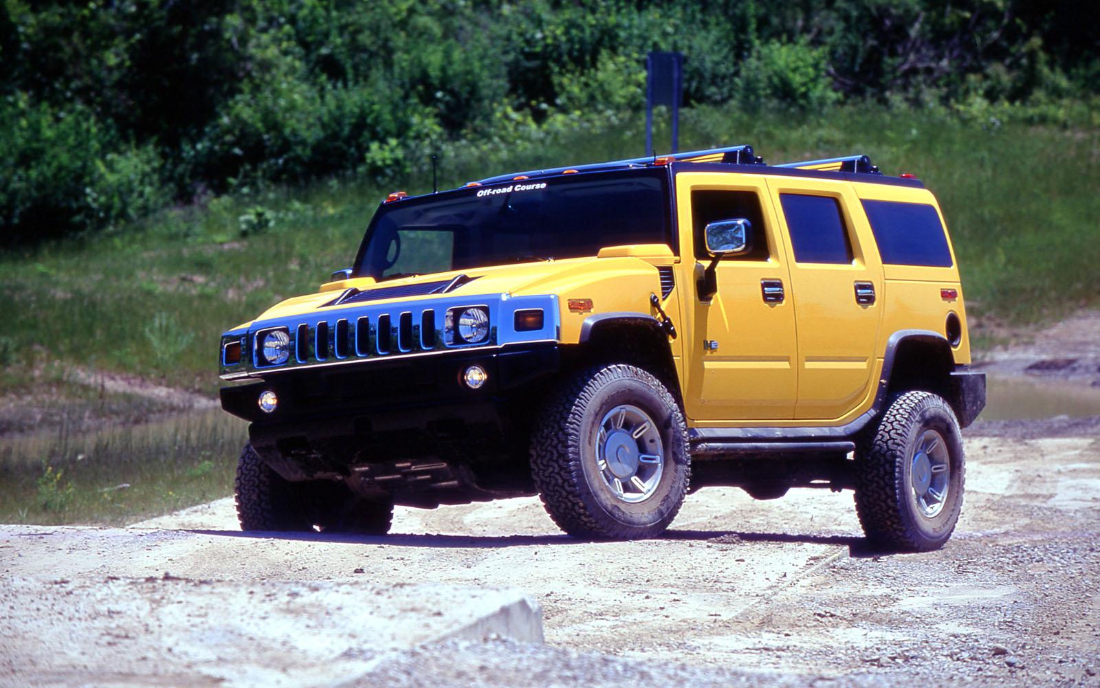 Throwback Thursday 2002: Hummer H2 first drive | Autocar