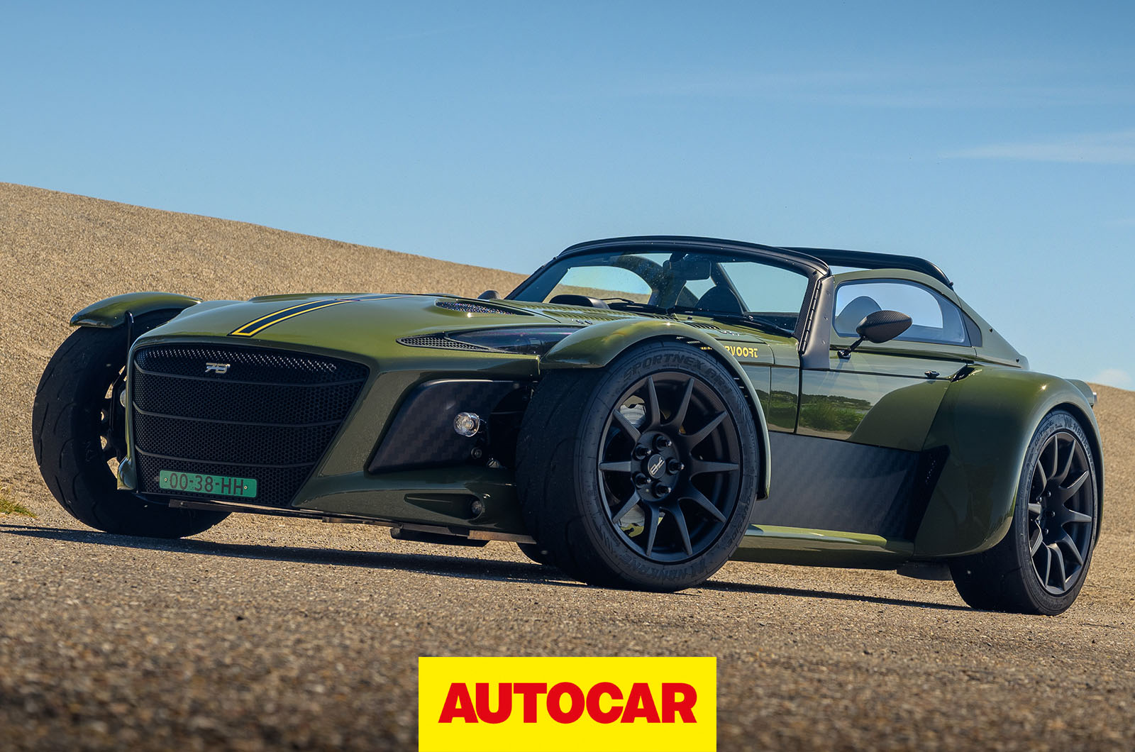 Donkervoort D8 GTO-JD70 video review: the Dutch sports car that can pull 2G   Autocar