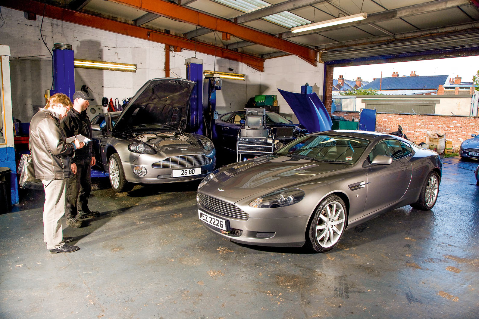 how to buy the best aston martin db9 - used car buying guide | autocar