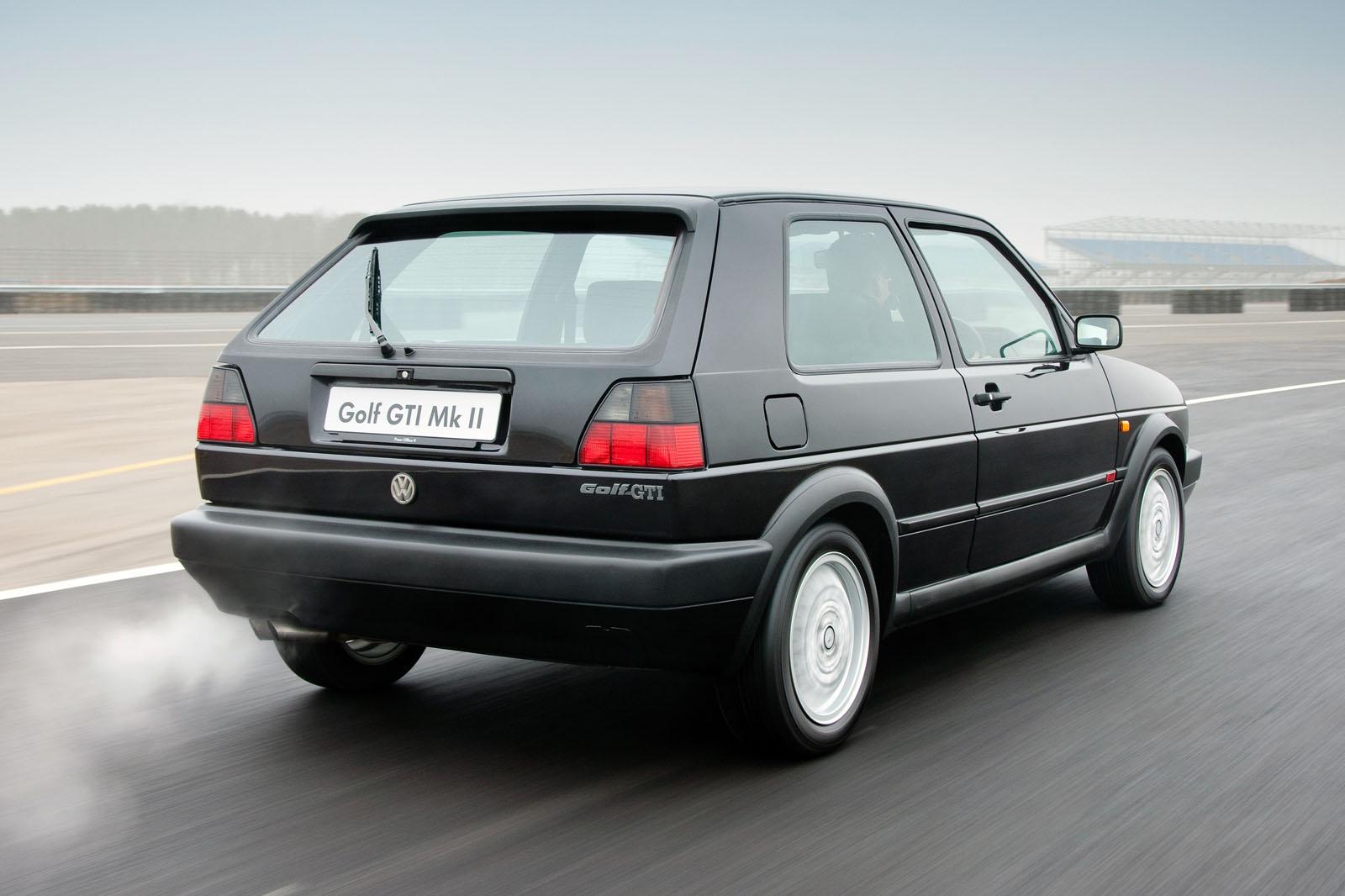 Used Car Buying Guide Volkswagen Golf Gti Mk2 Autocar