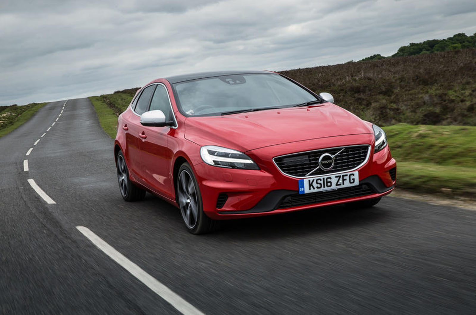 volvo primed to replace v40 with suv-coupe | autocar