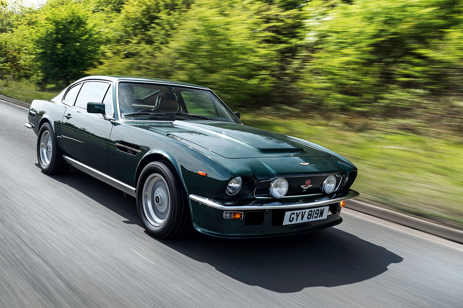 The Five Aston Martin Vantage Models That Lead To Today Autocar