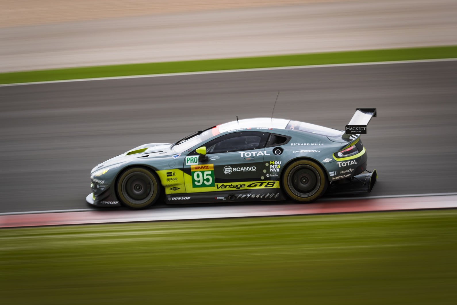 Aston Martin Vulcans To Race Against Gt1 Dbr9s In Le Mans Support