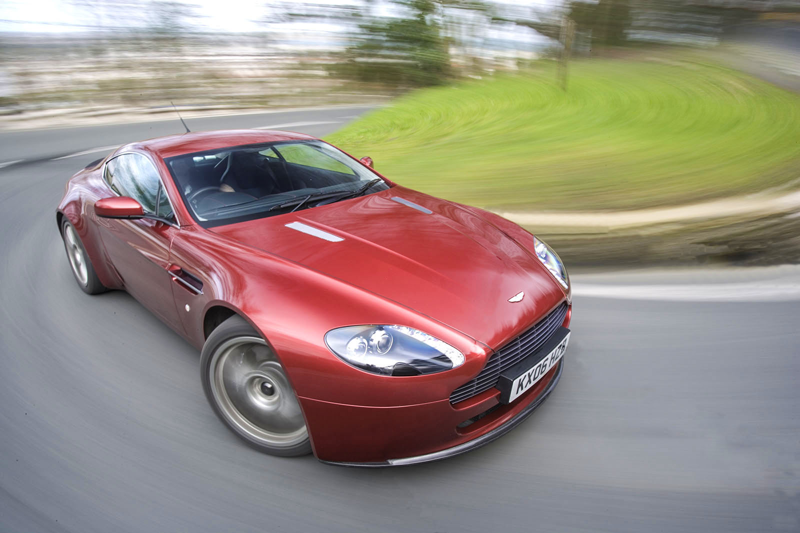 Used Car Buying Guide Aston Martin Vantage Autocar