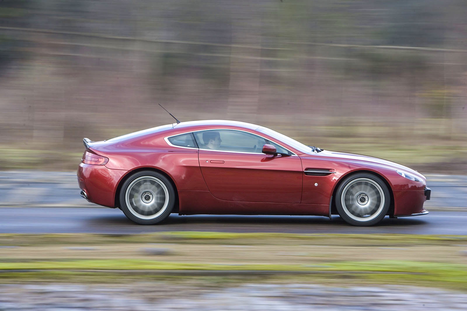 Meanwhile, Also In 2008, Envious 4.3 Owners Were Offered The Chance To  Upgrade Their Vantage With A New Induction System And ECU Software That  Boosted Power ...