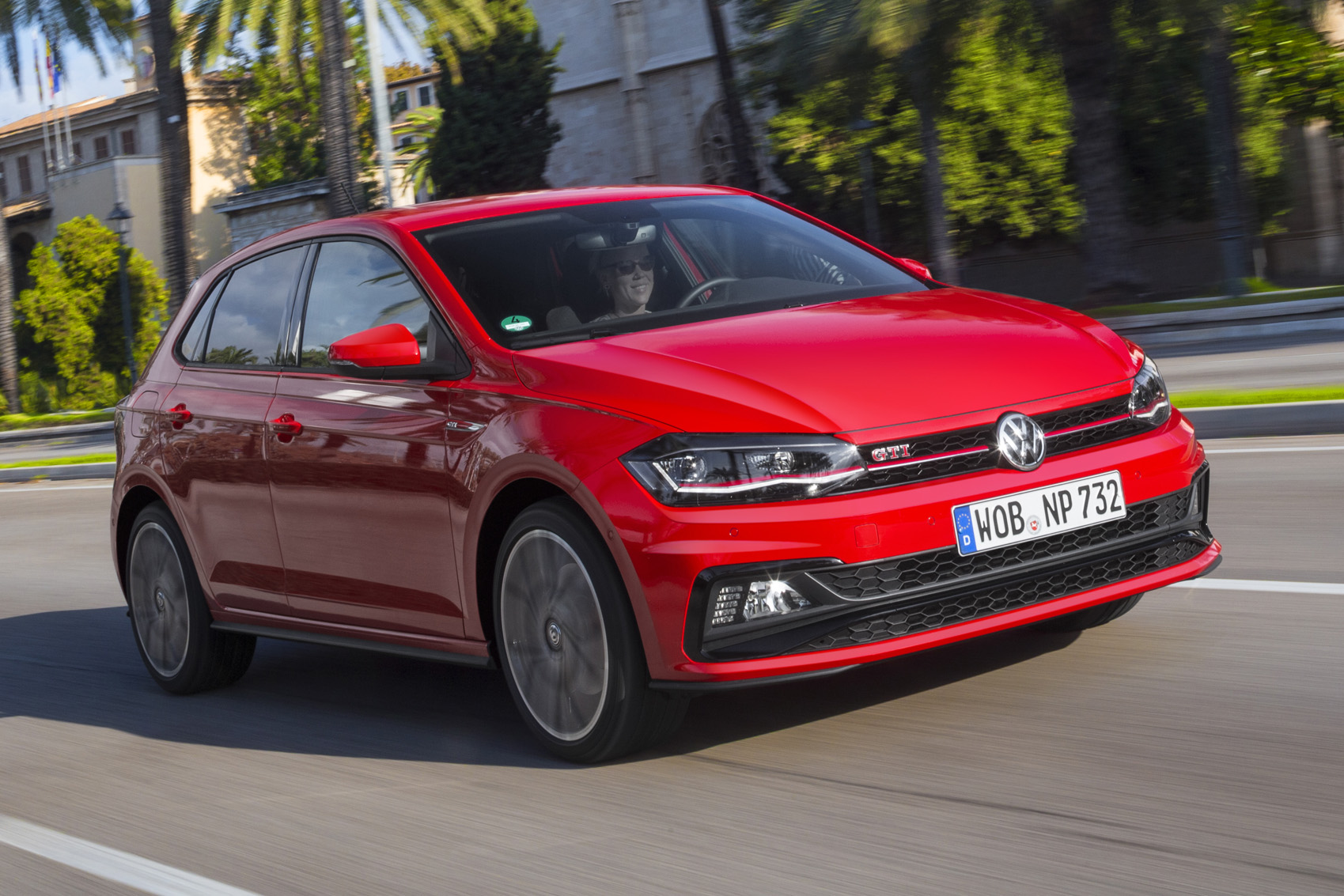 Volkswagen Polo Gti 2018 Review Autocar