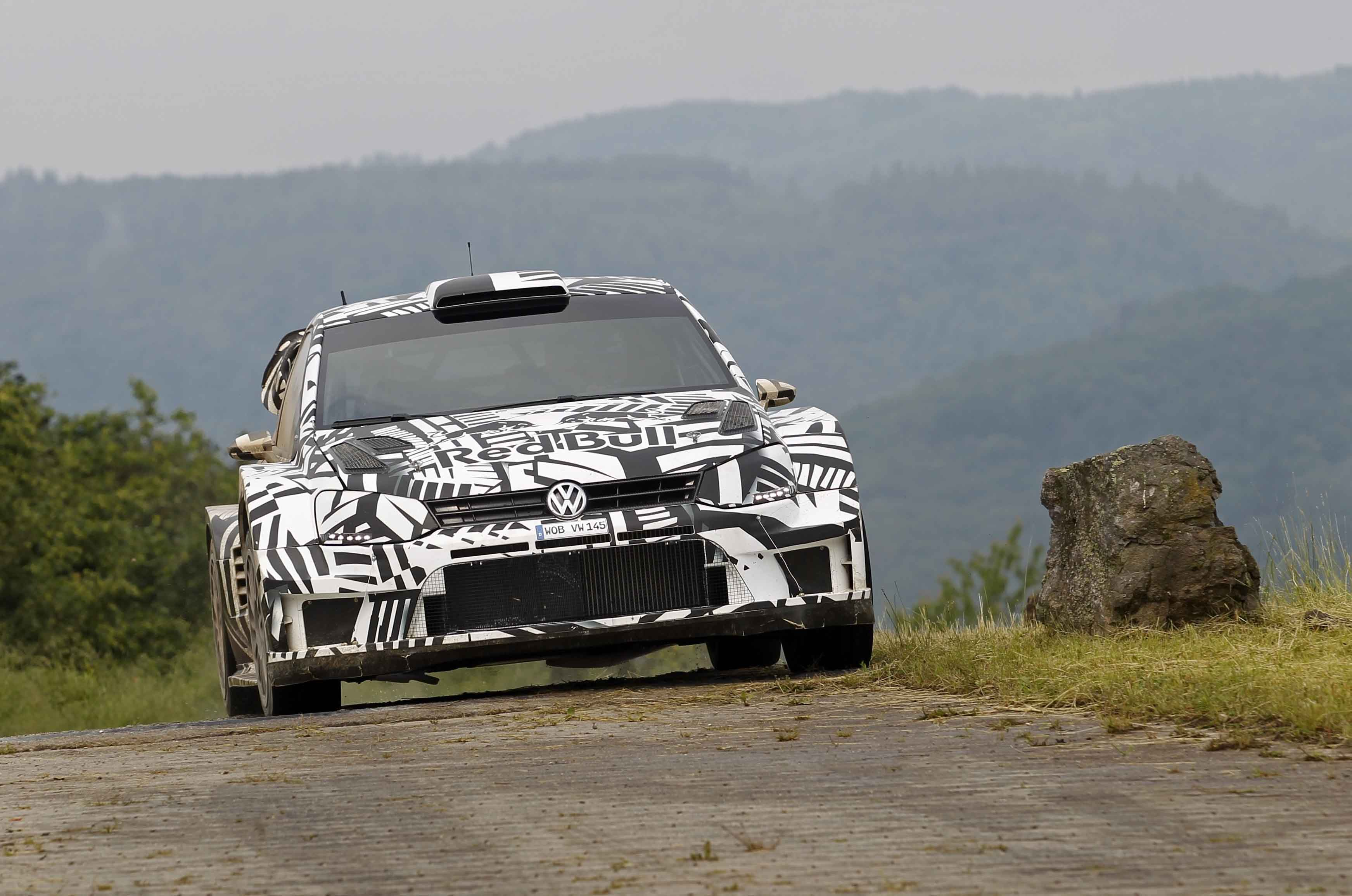 dakar winner could drive volkswagen polo wrc in 2017 championship autocar. Black Bedroom Furniture Sets. Home Design Ideas