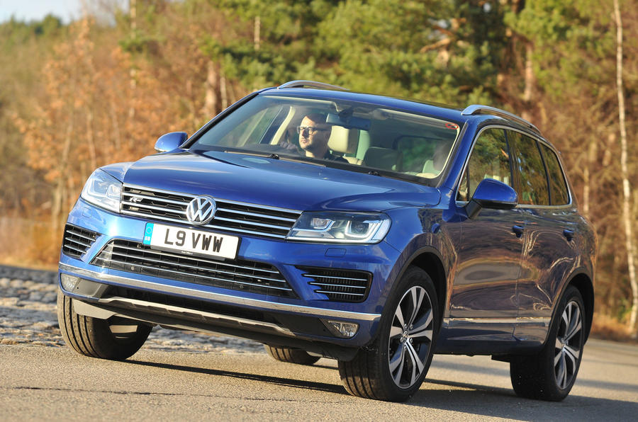 Newly discovered Volkswagen Touareg emissions device sparks