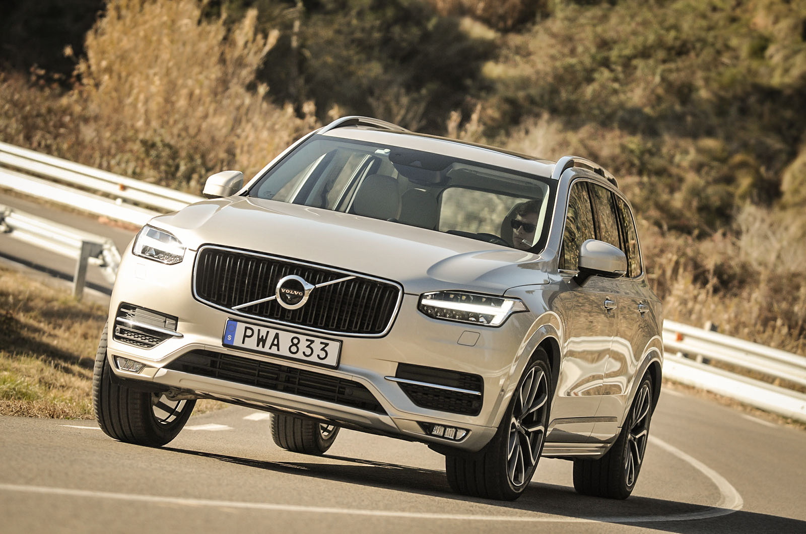 and new volvo details revealed suv news photos